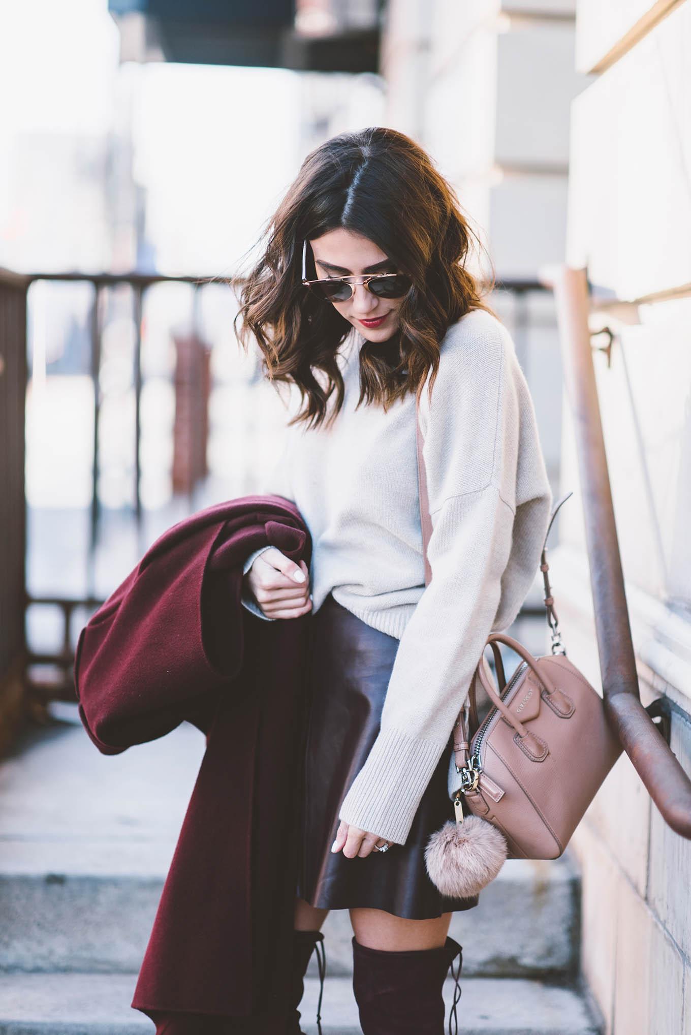 winter layers hello fashion