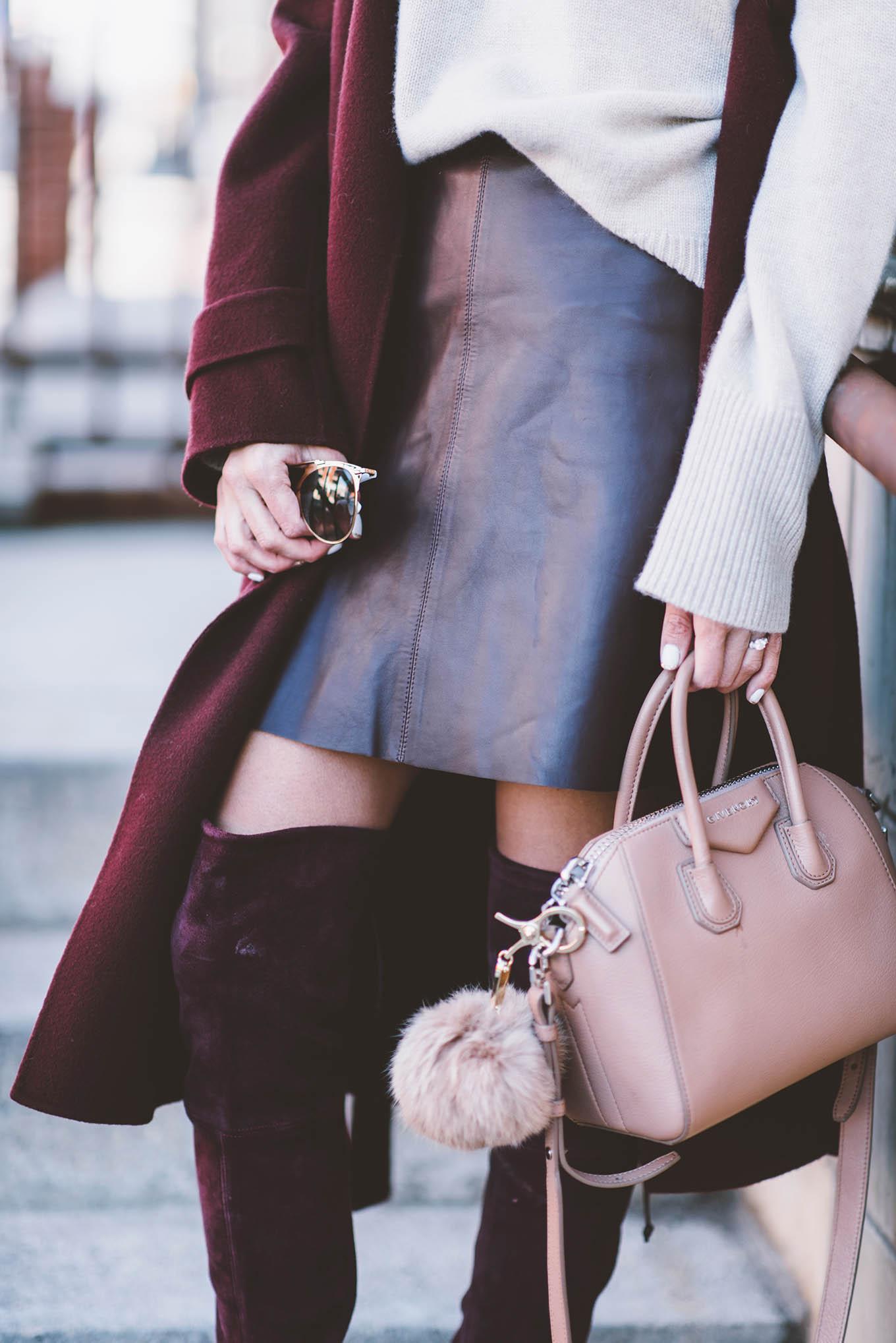 head to toe burgundy hello fashion
