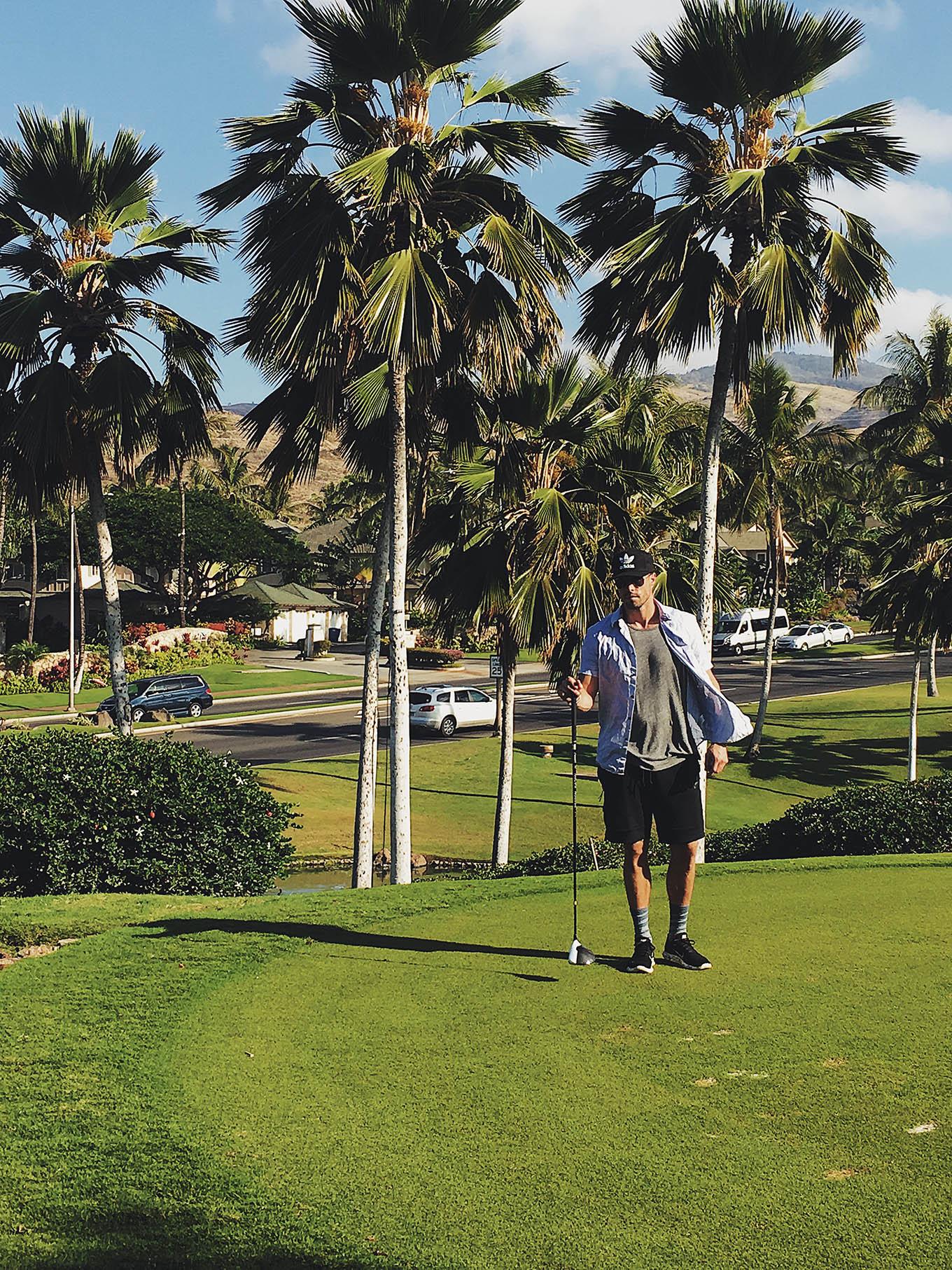 where to golf in oahu ko olina golf course