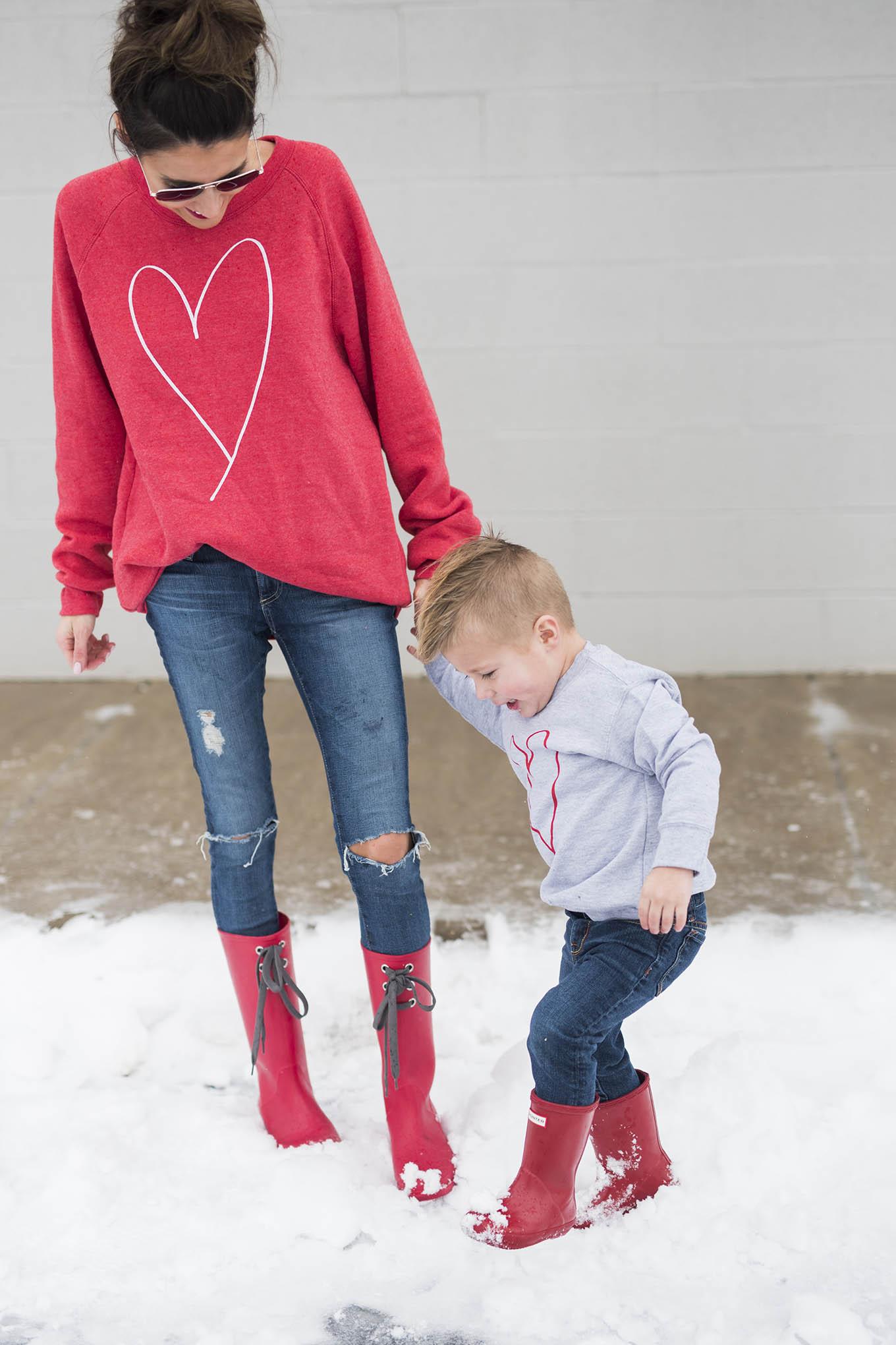 hello fashion valentine's