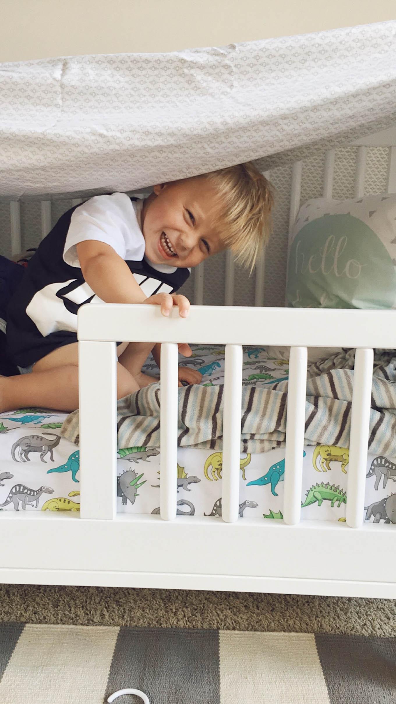 Crib forts