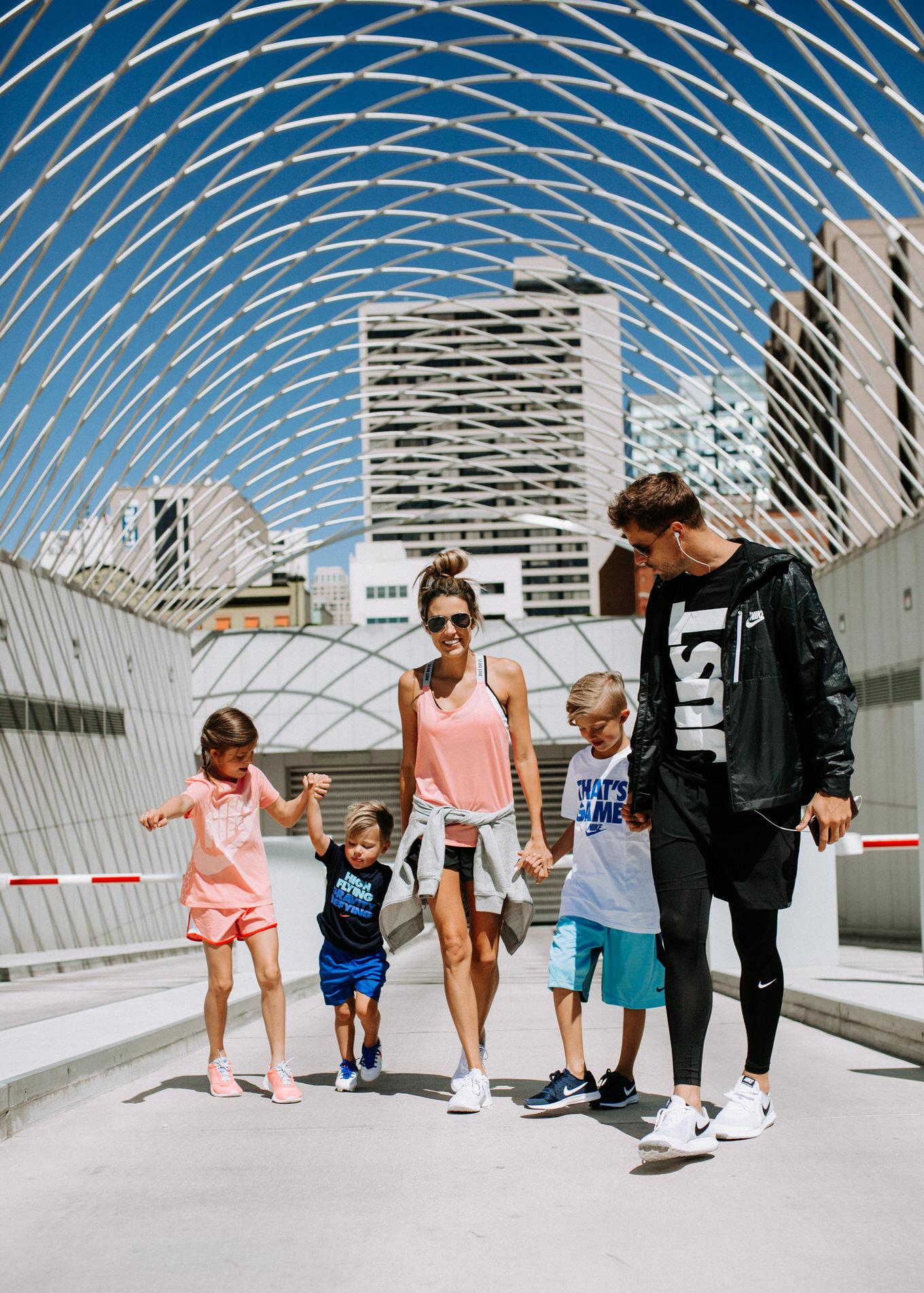 family sportswear