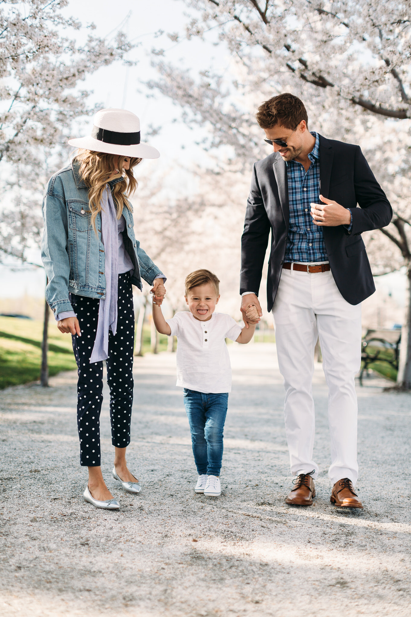 family spring style