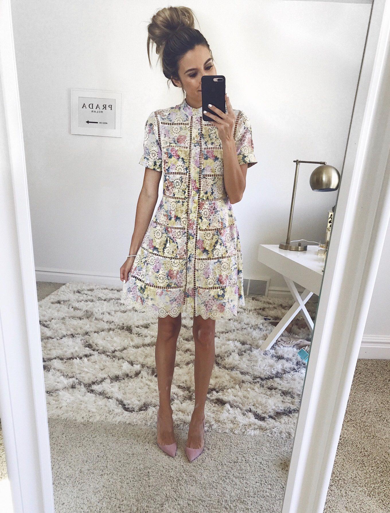 hello fashion easter dress