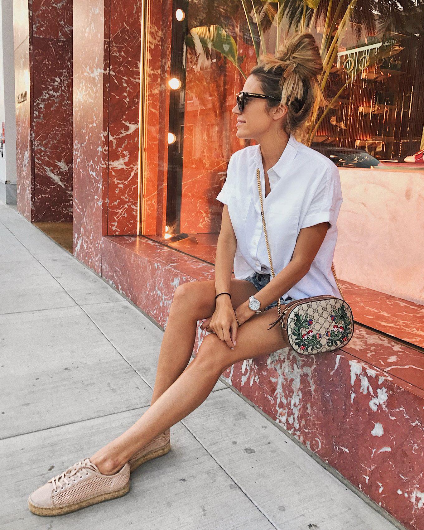 LA summer street style