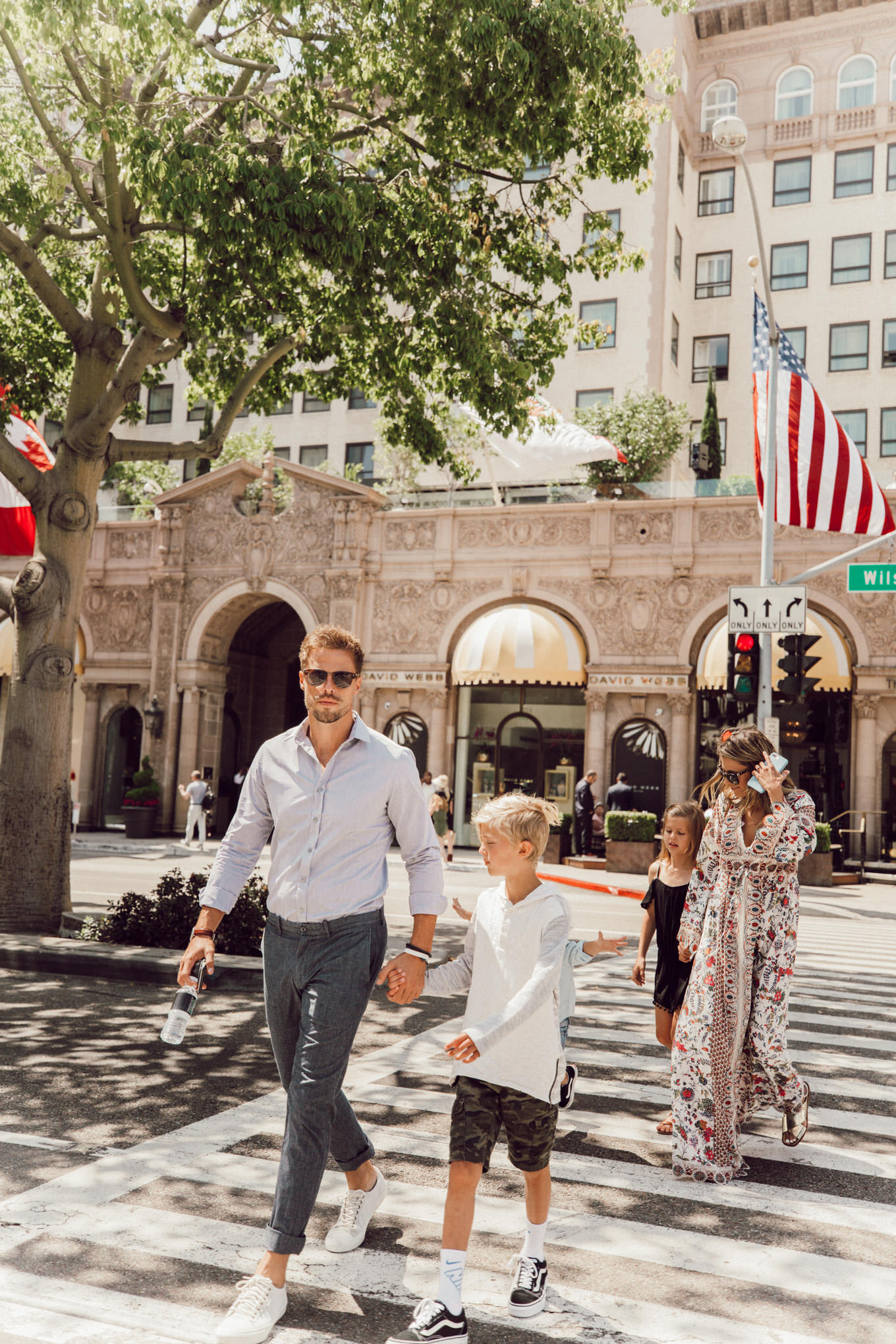 family activities in beverly hills