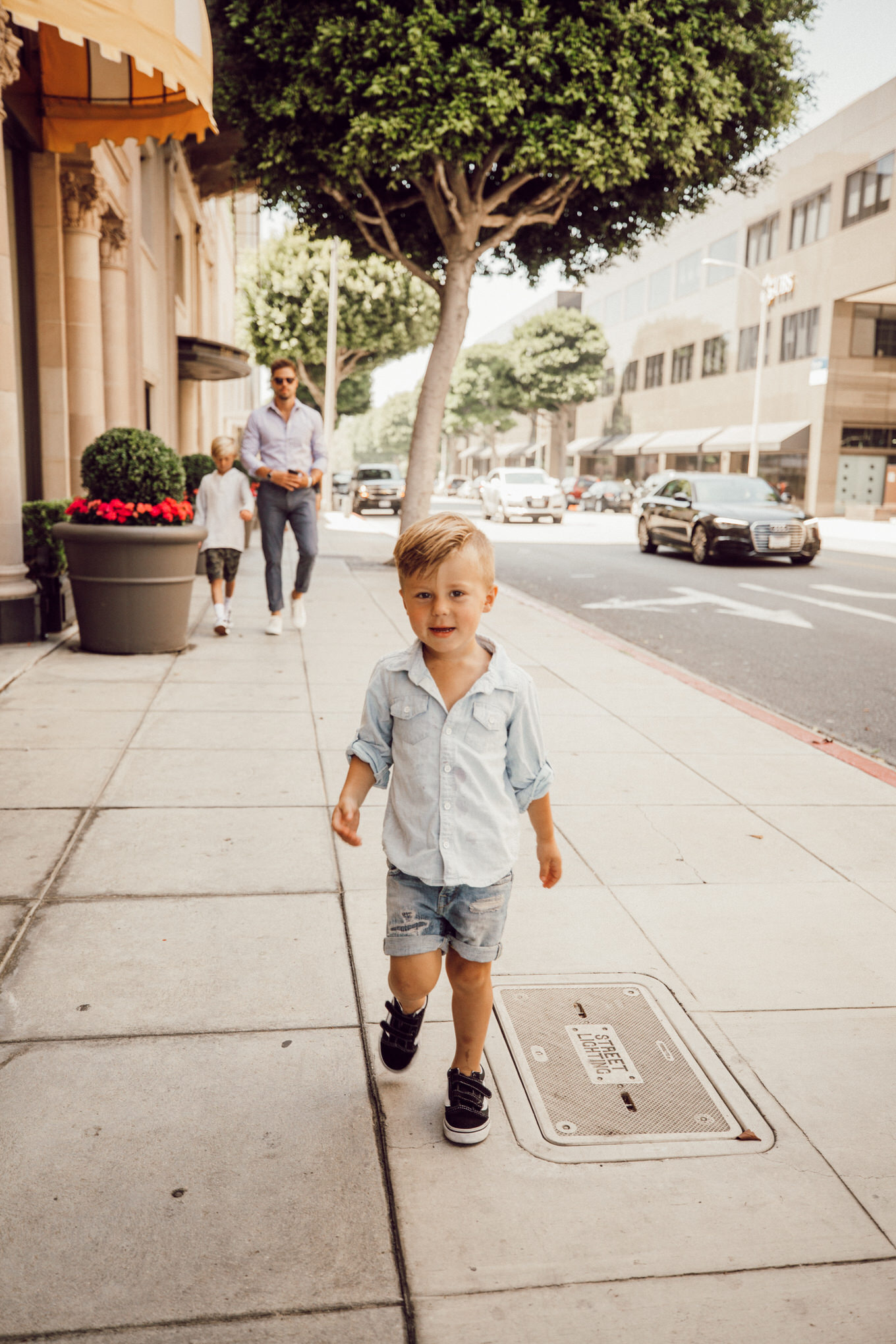 toddler street style beckam andrew