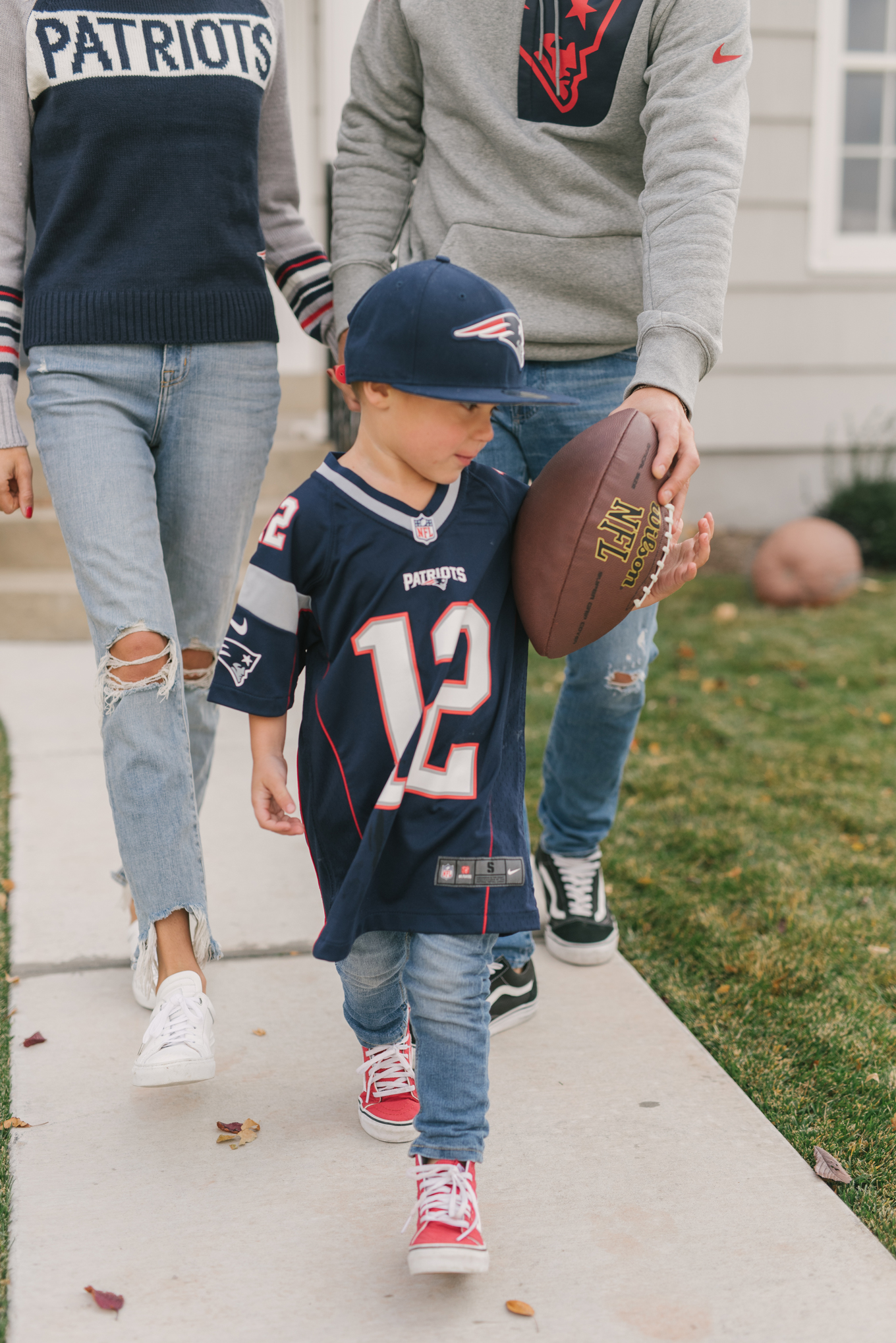 new england patriots family outfits