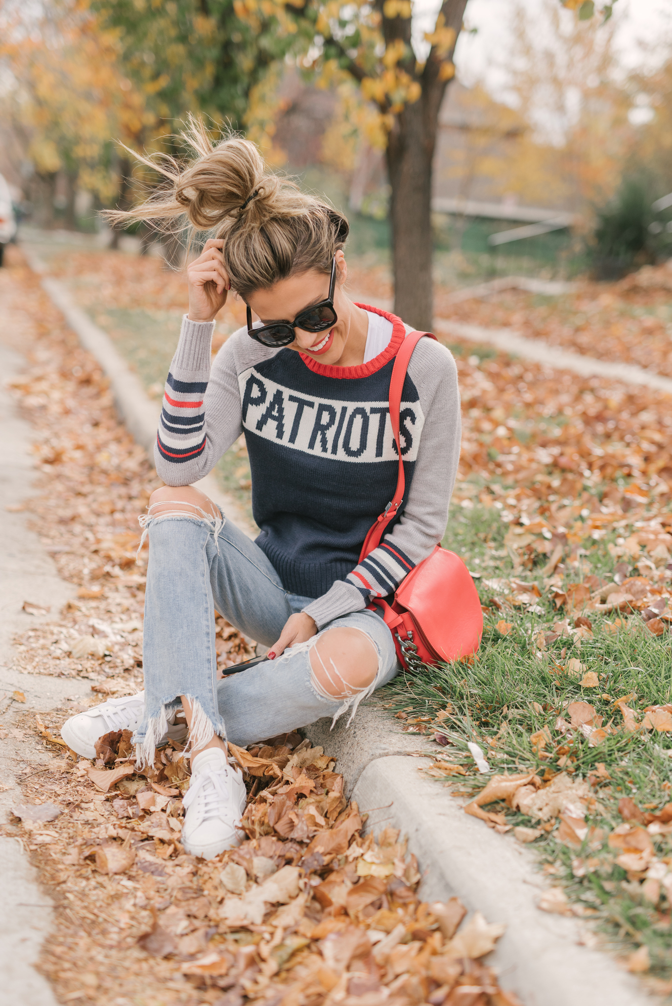football sunday outfit