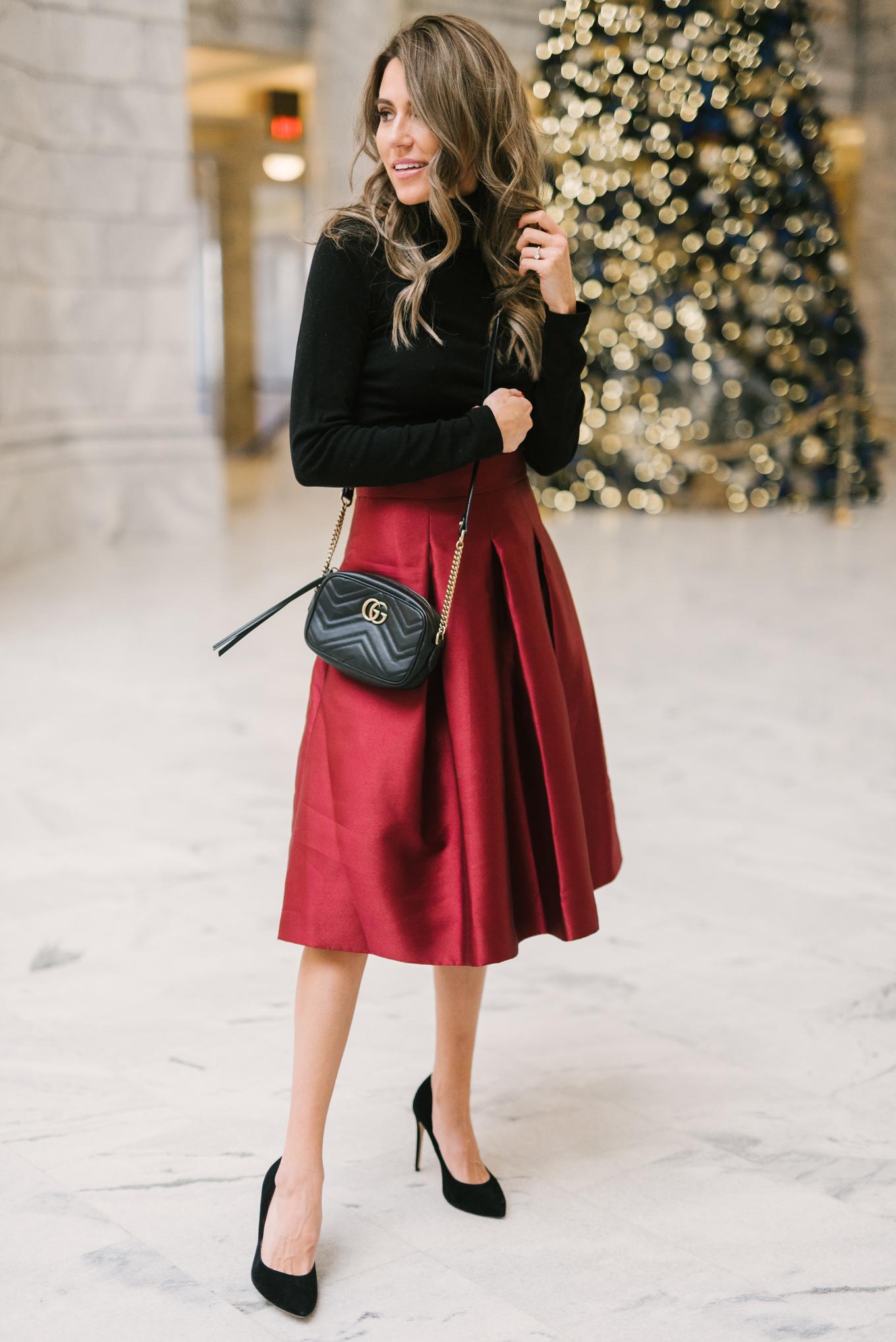 dressy holiday style christine andrew