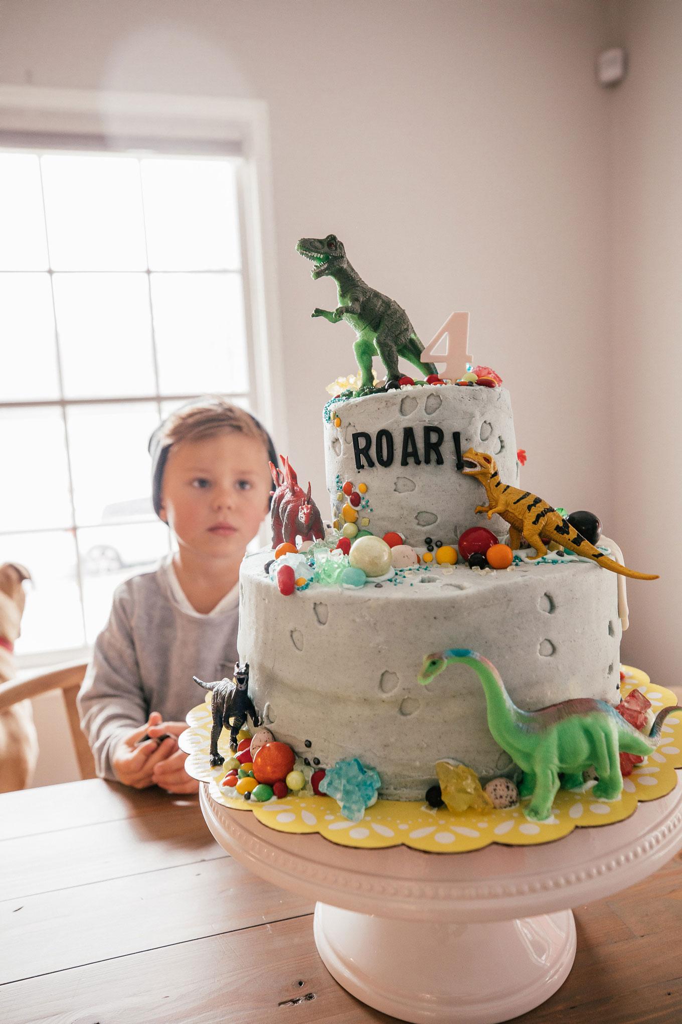 cute birthday cake for boys