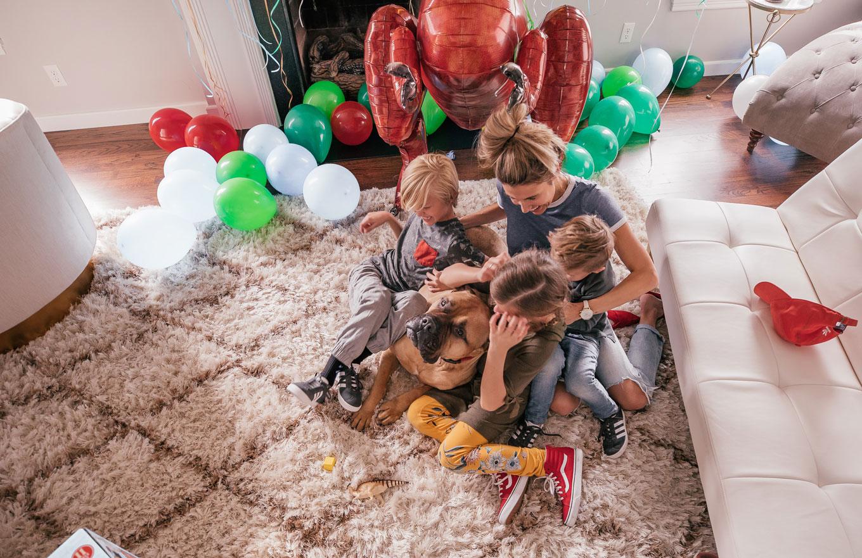 Kiddos + Bday Party