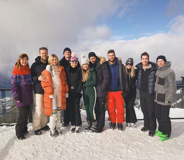 blackcomb skiing