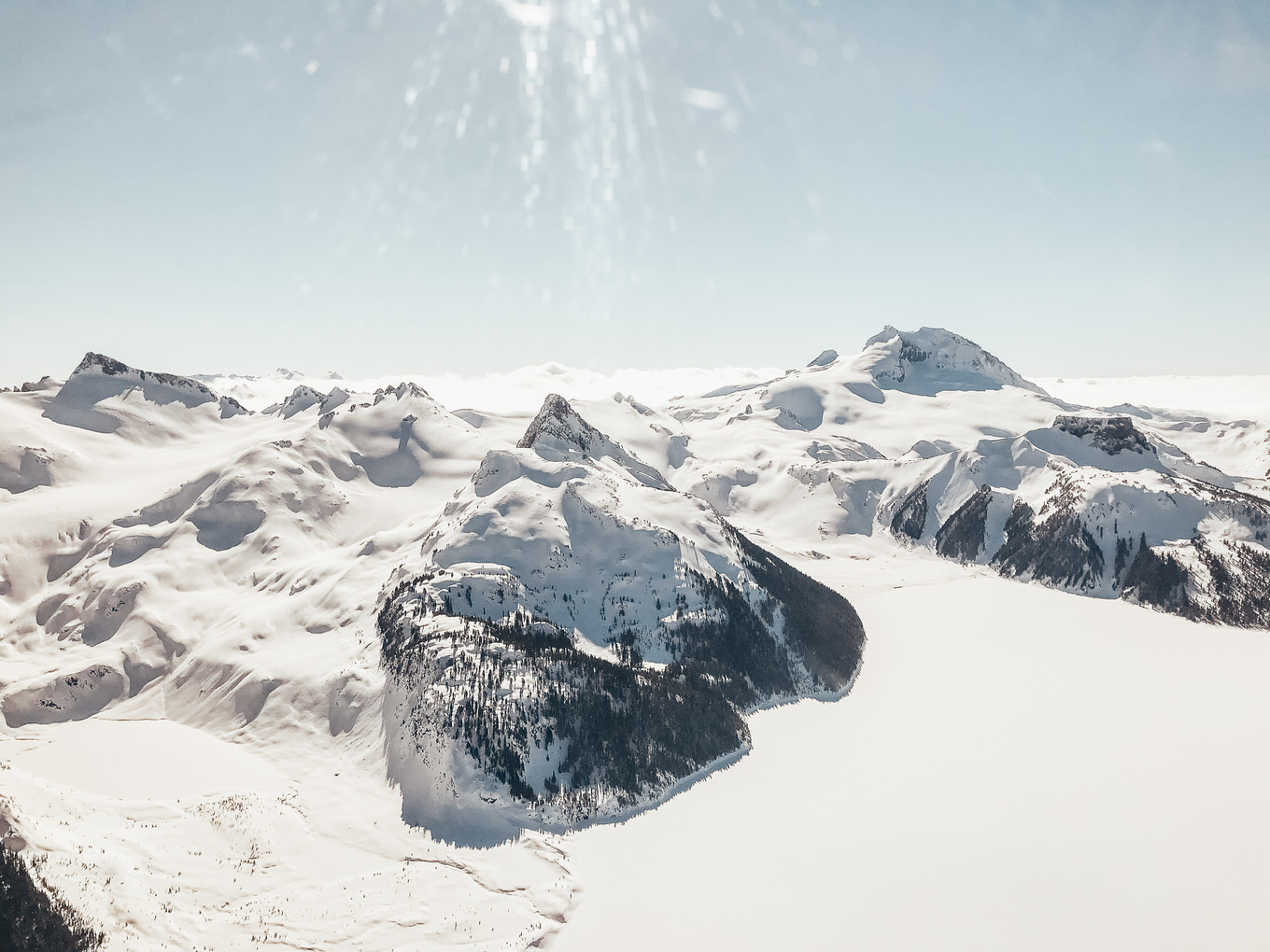 blackcomb helicopter tour