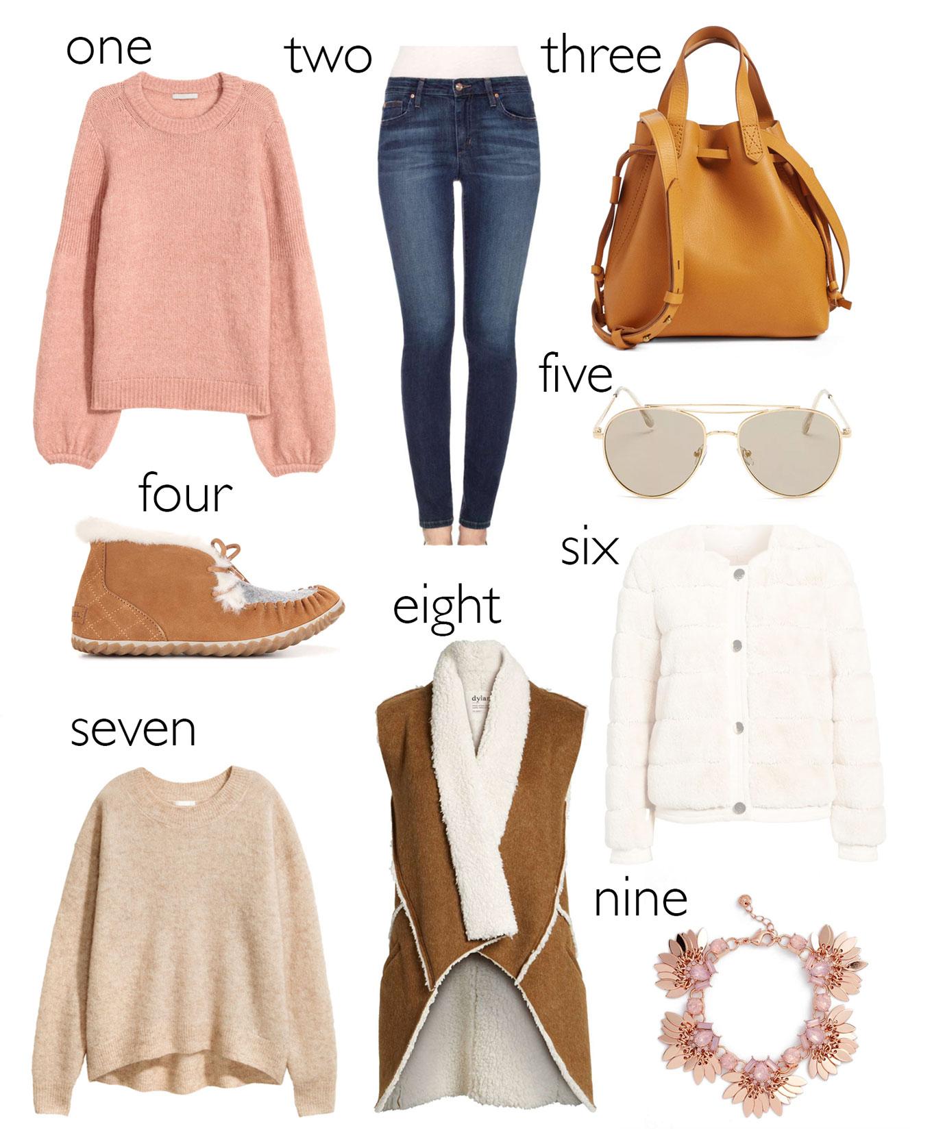 Hello Fashion Winter Sales Favorites