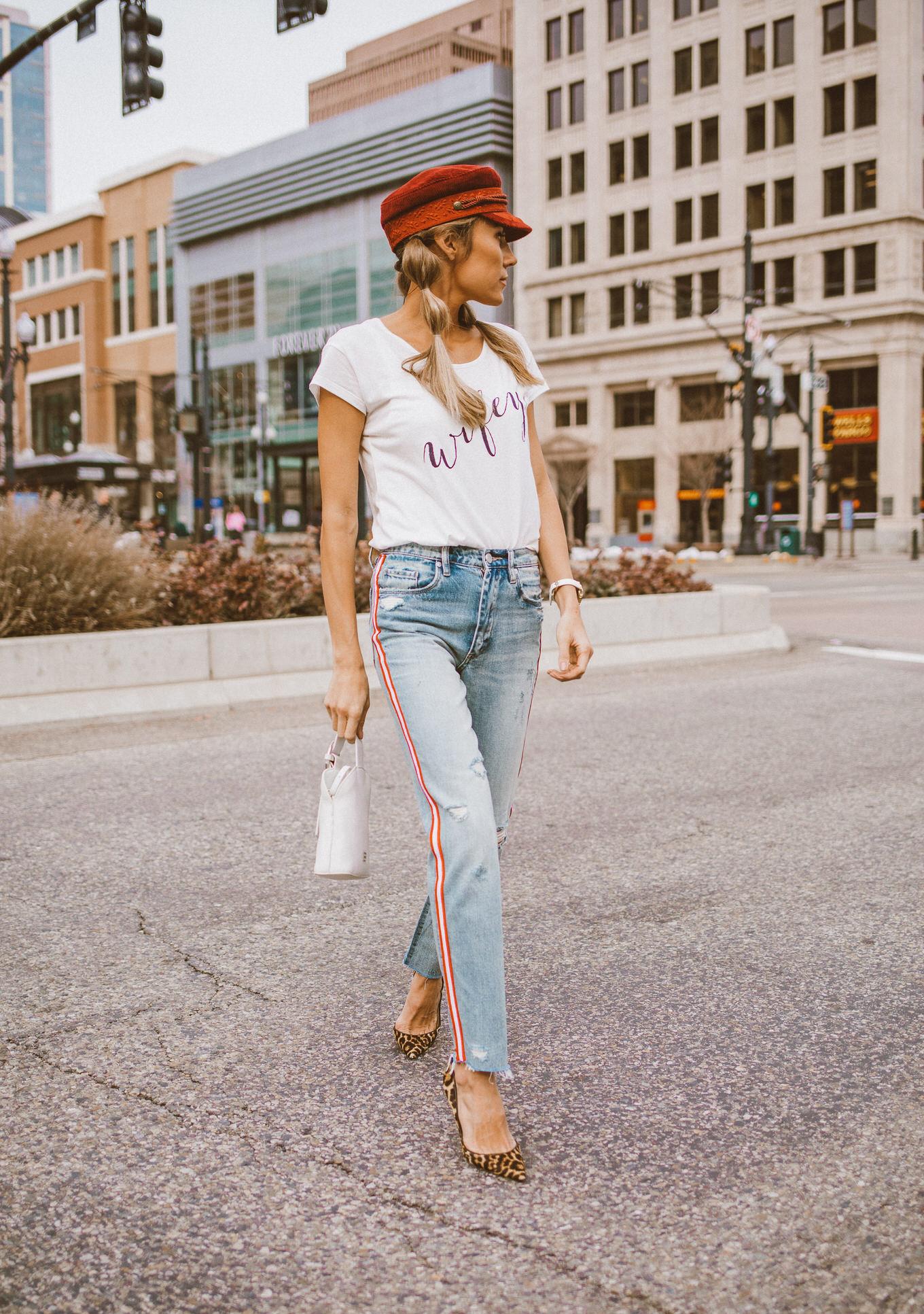Statement Jeans