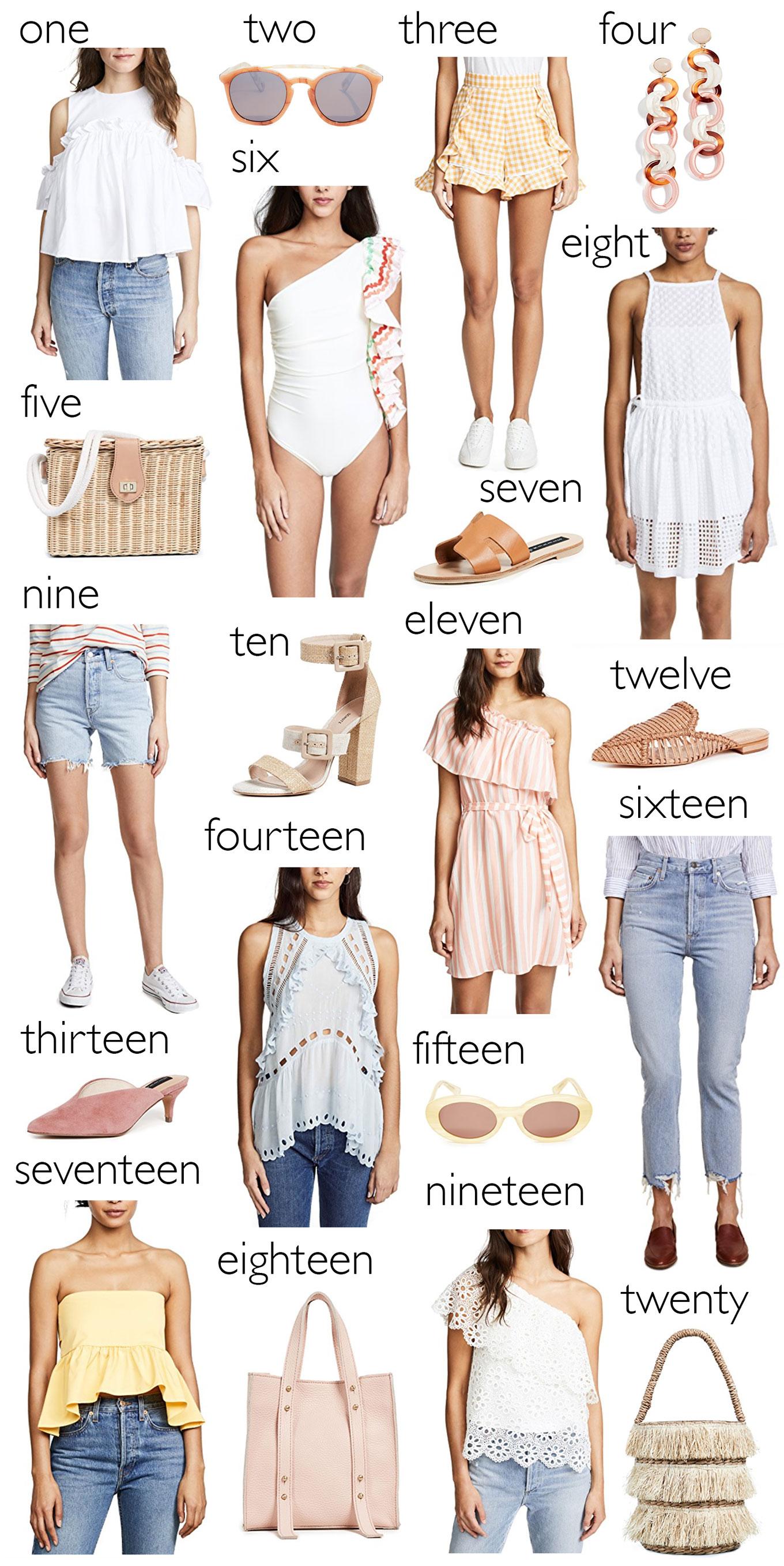 20 Spring Favorites