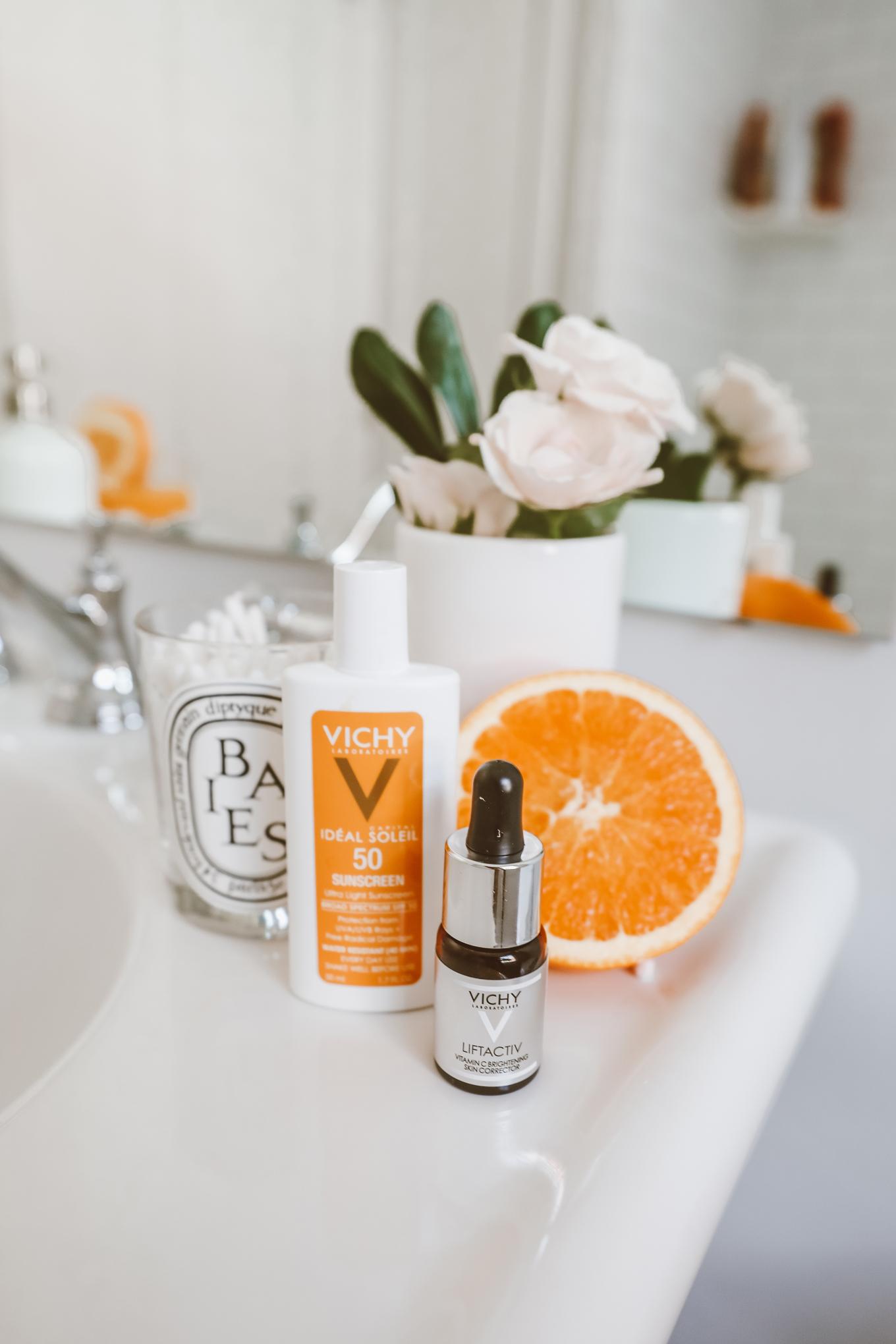 vichy vitamin c serum