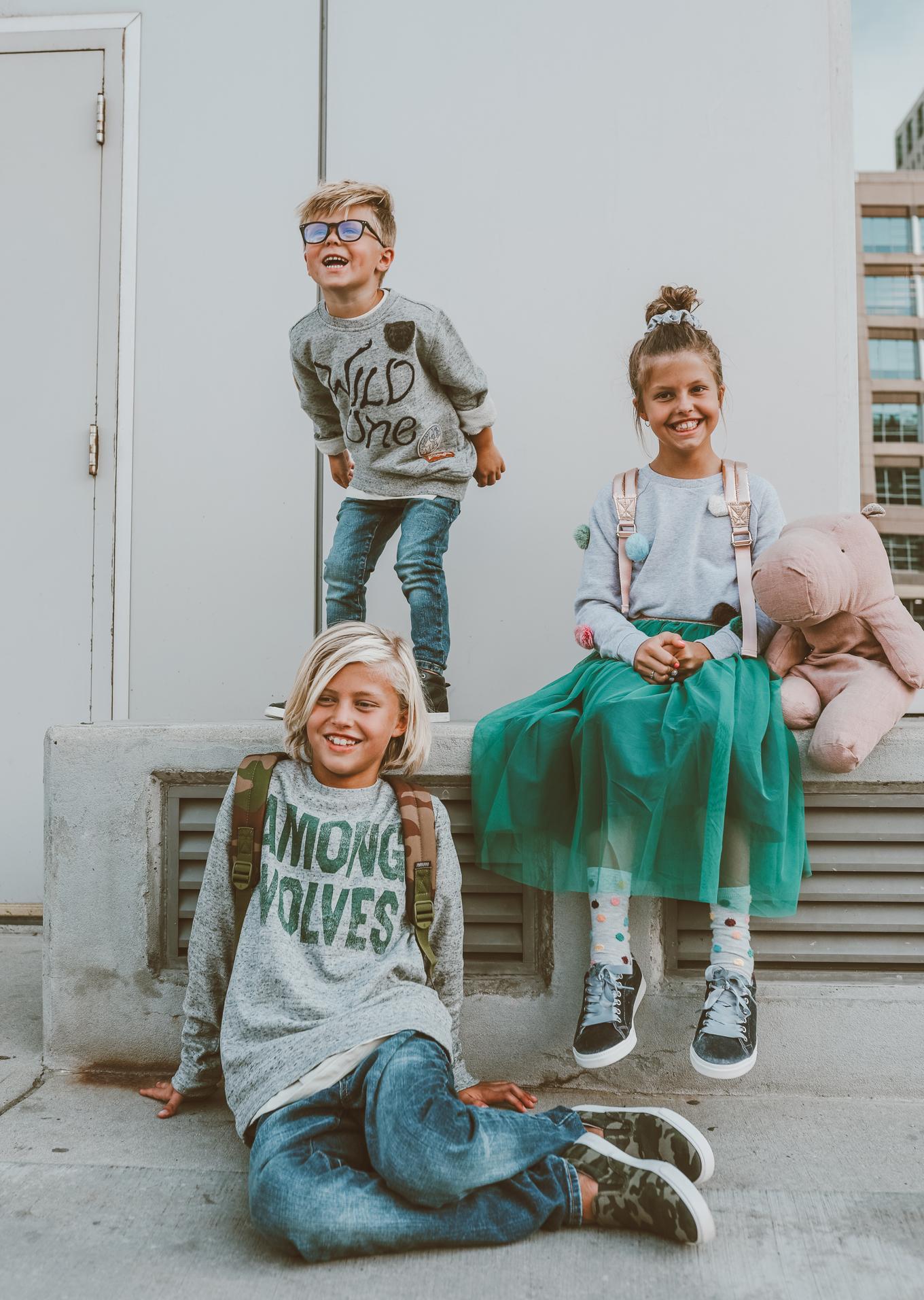 hello fashion blog kids