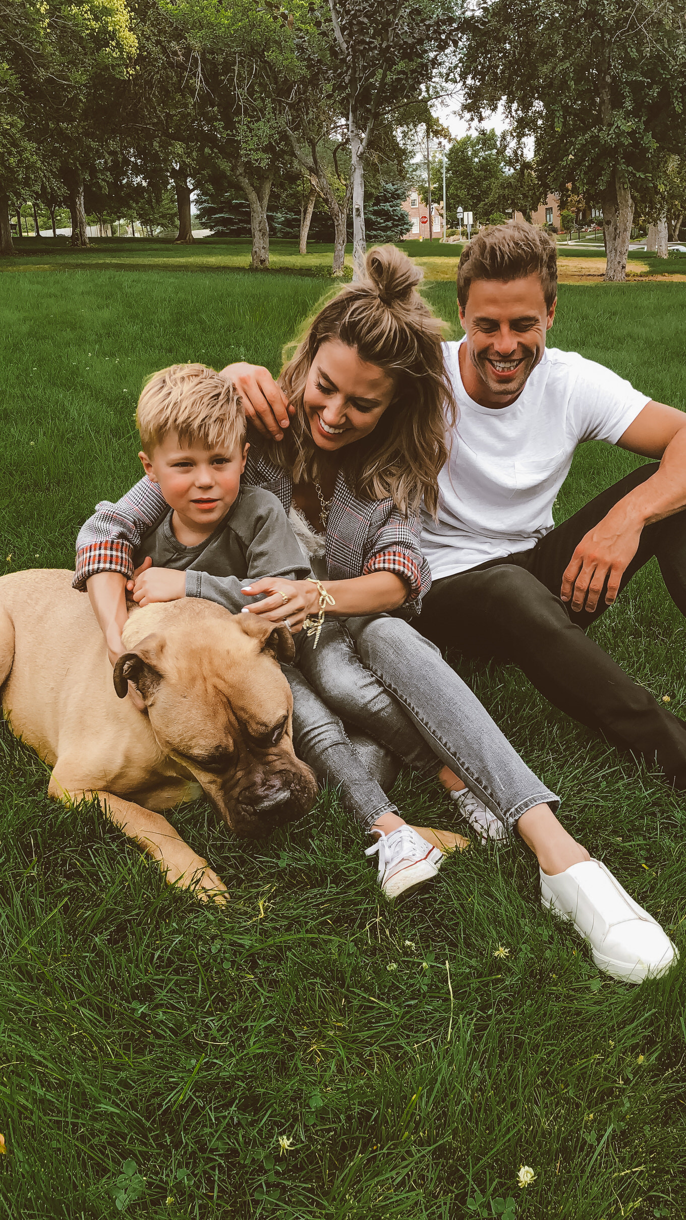 Andrew Family