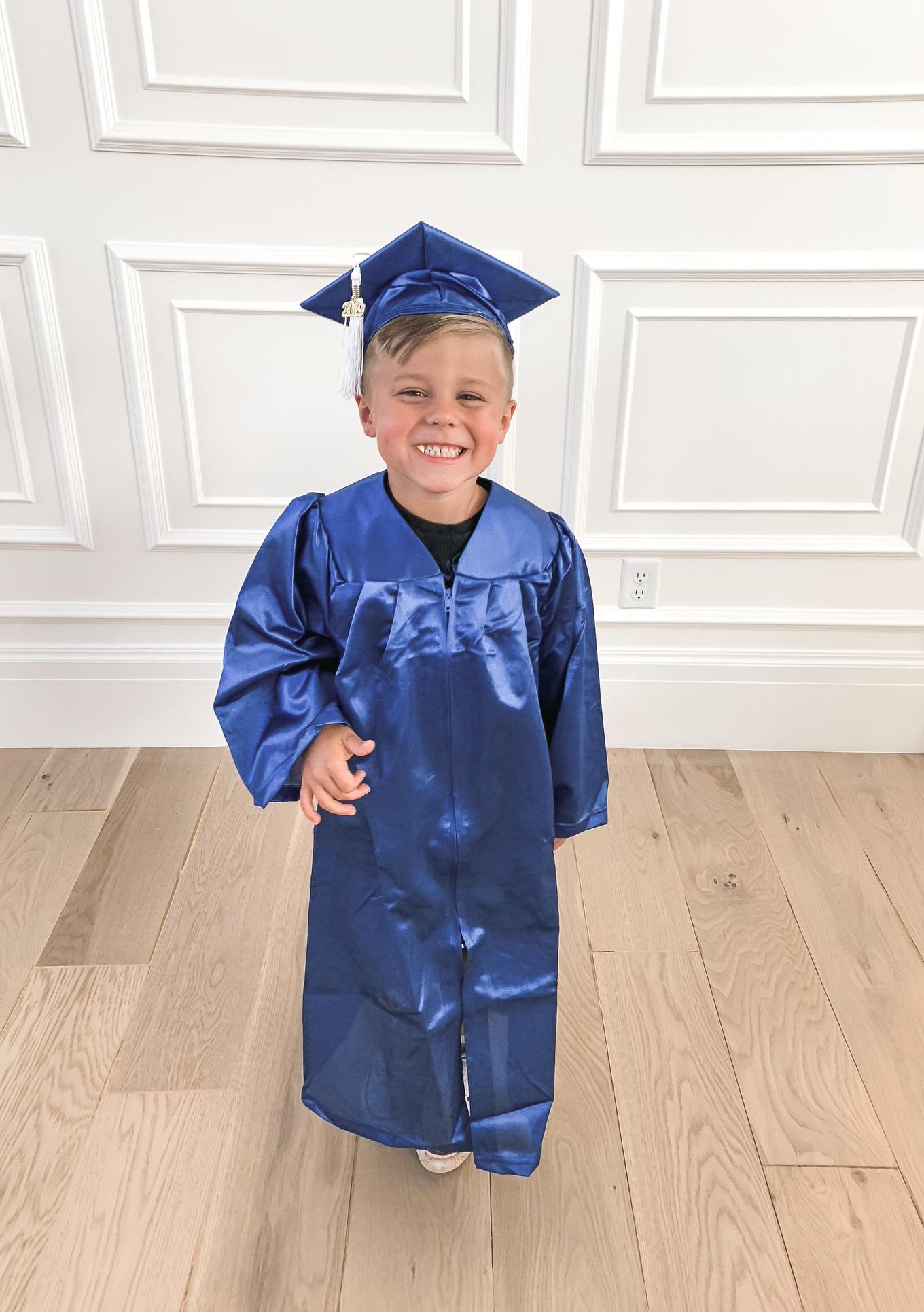 beckam graduation