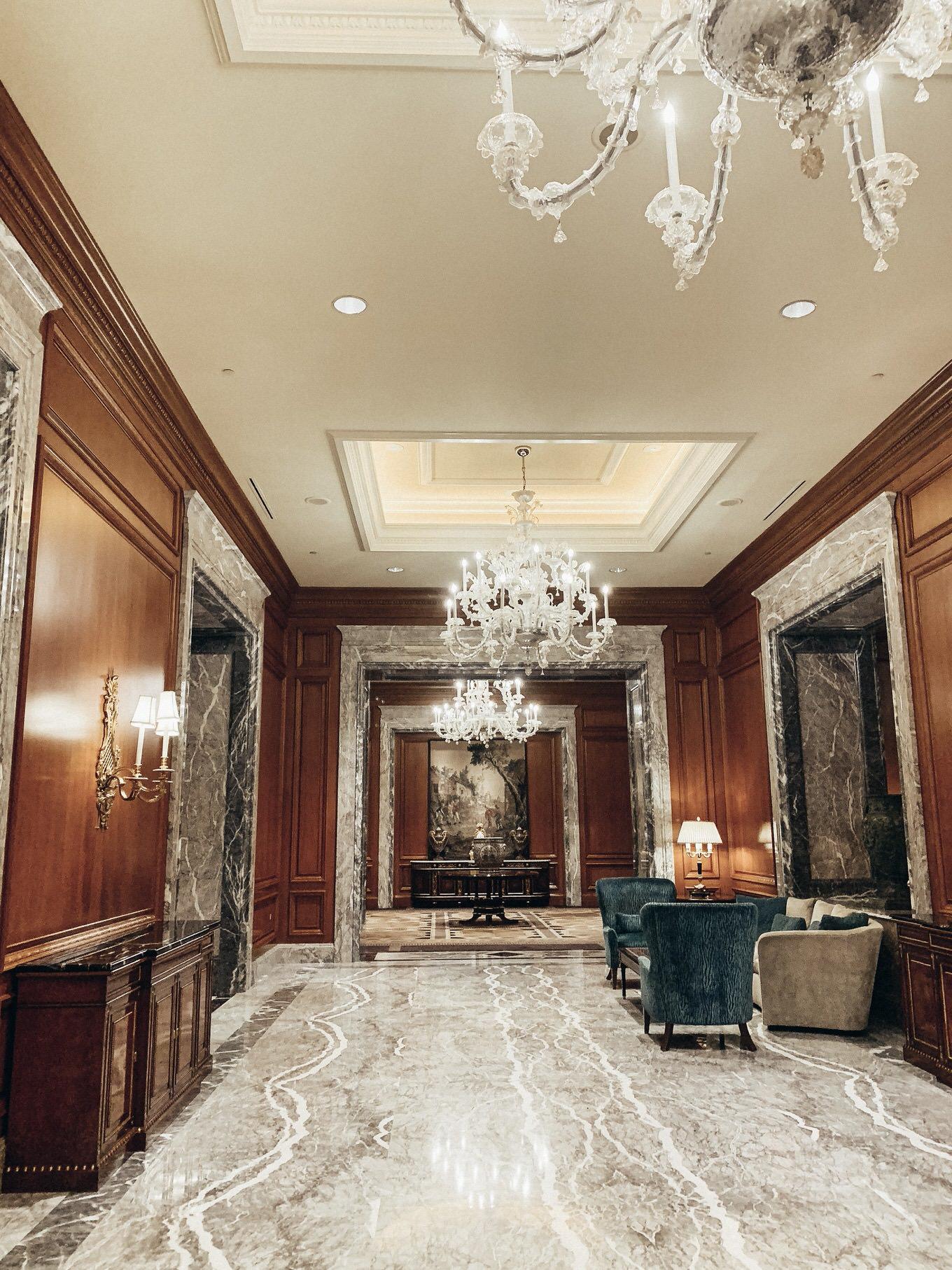 interior grand america