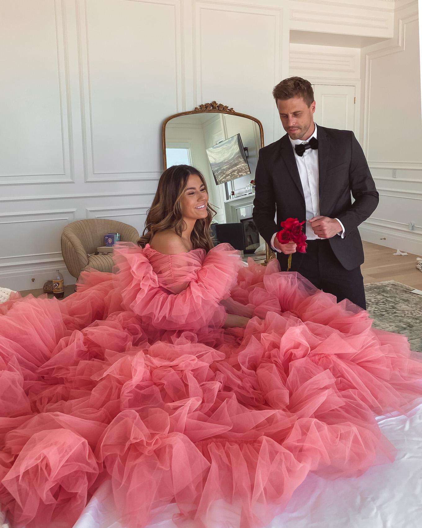 amazing valentine's dress