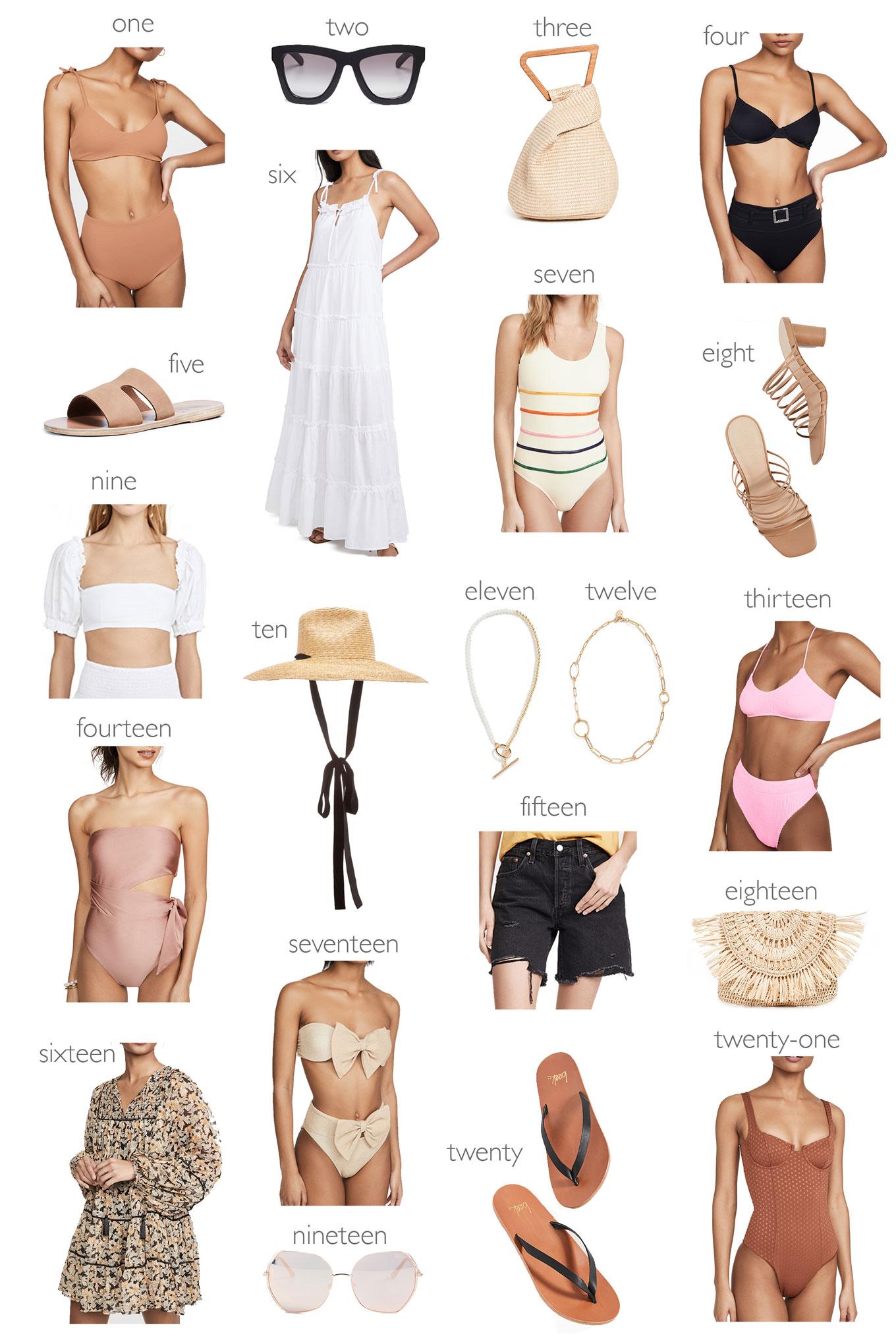 swimsuit season sale pieces