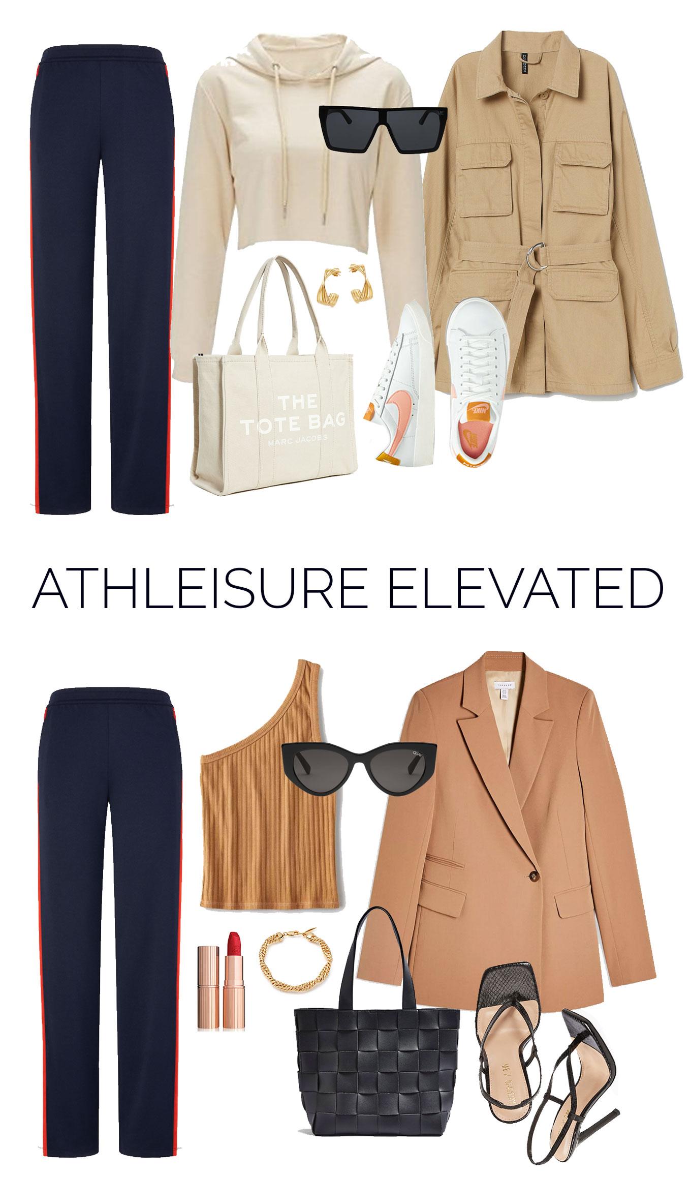 elevated athleisure