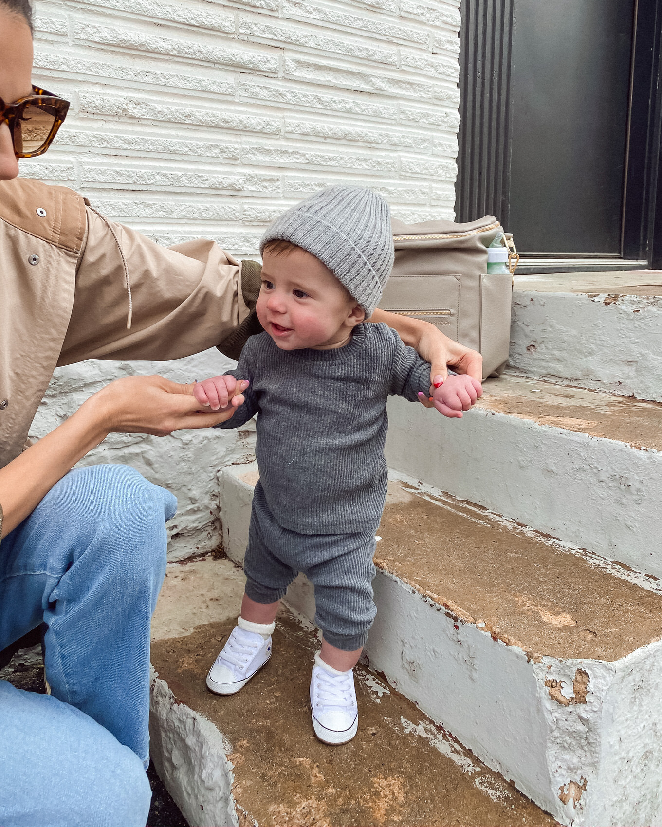cute baby street style