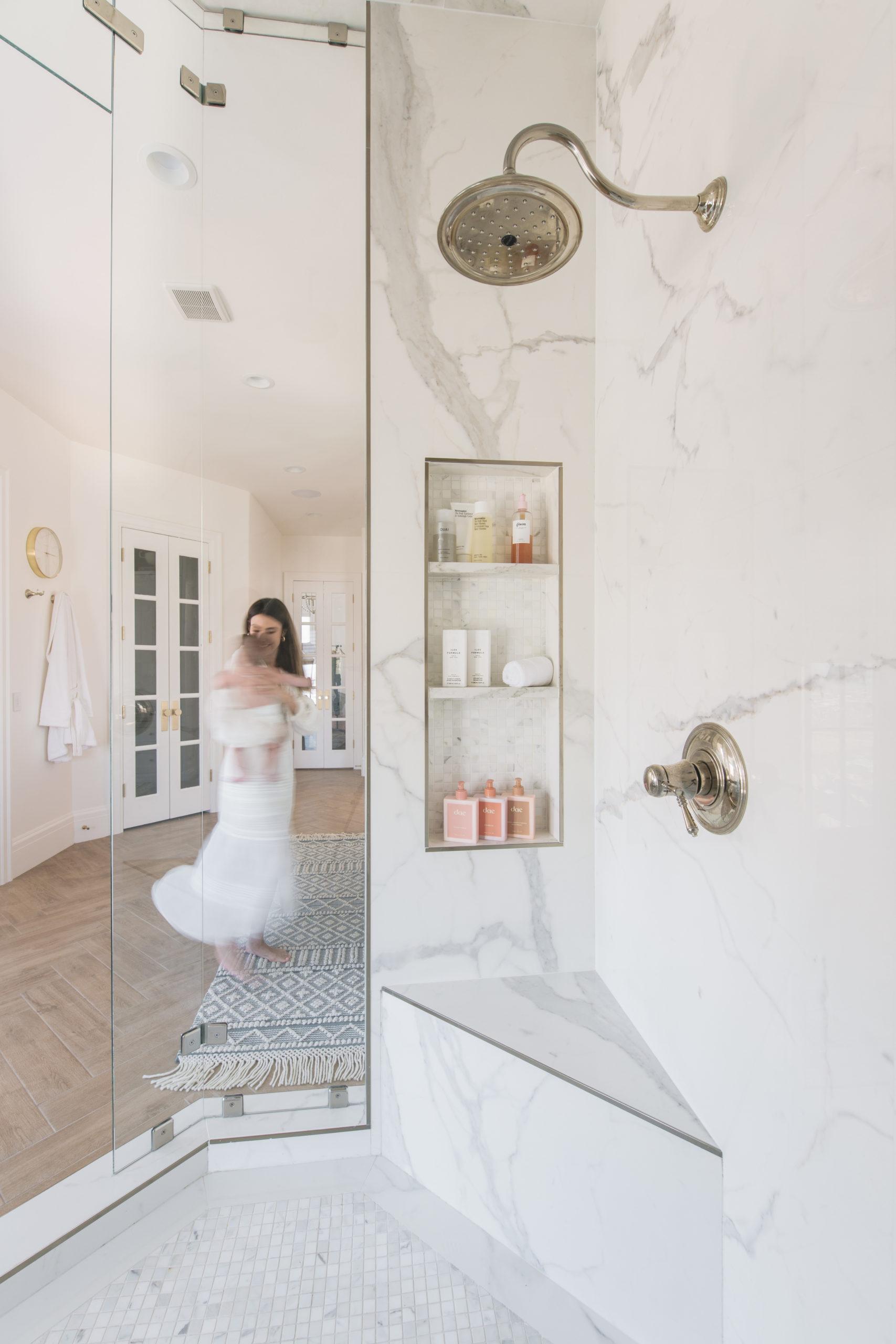 dae hair luxe shower