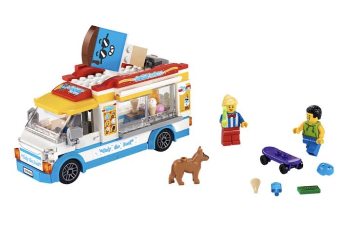 ice cream lego set