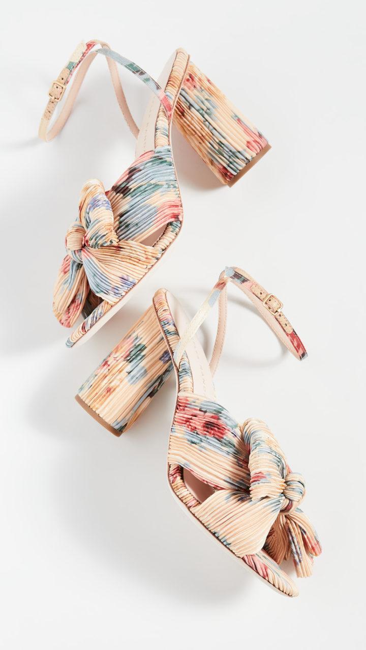capsule shoes