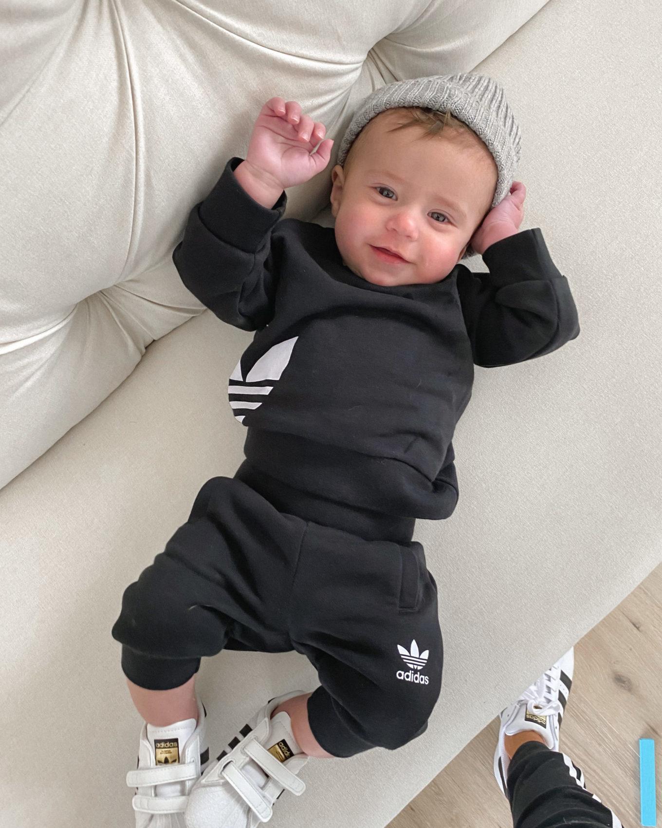 baby adidas