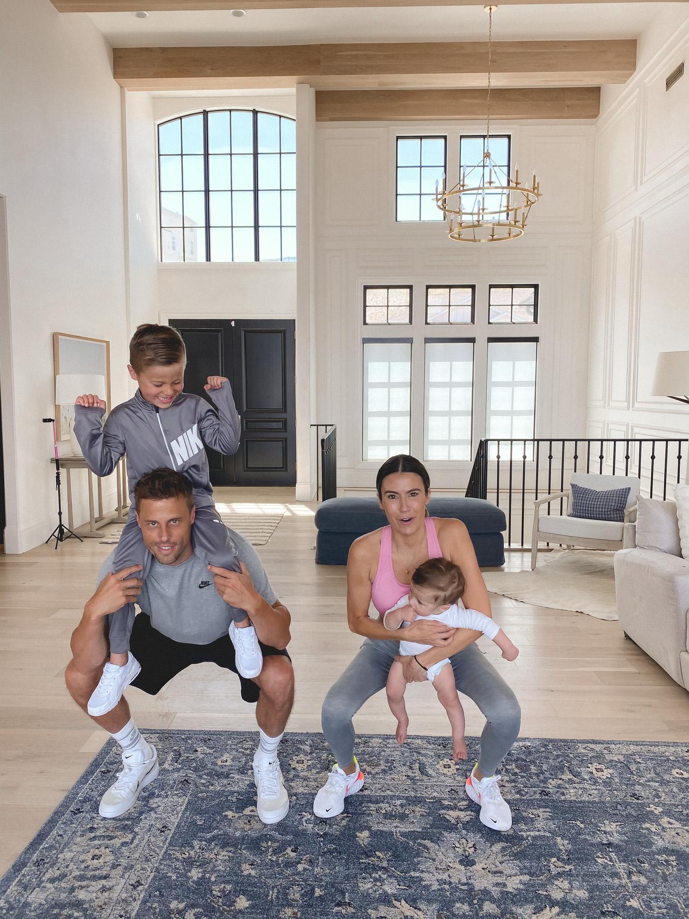 home workout pickmeups