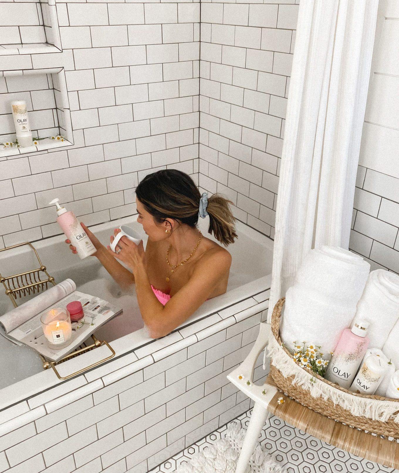 benefits of taking baths