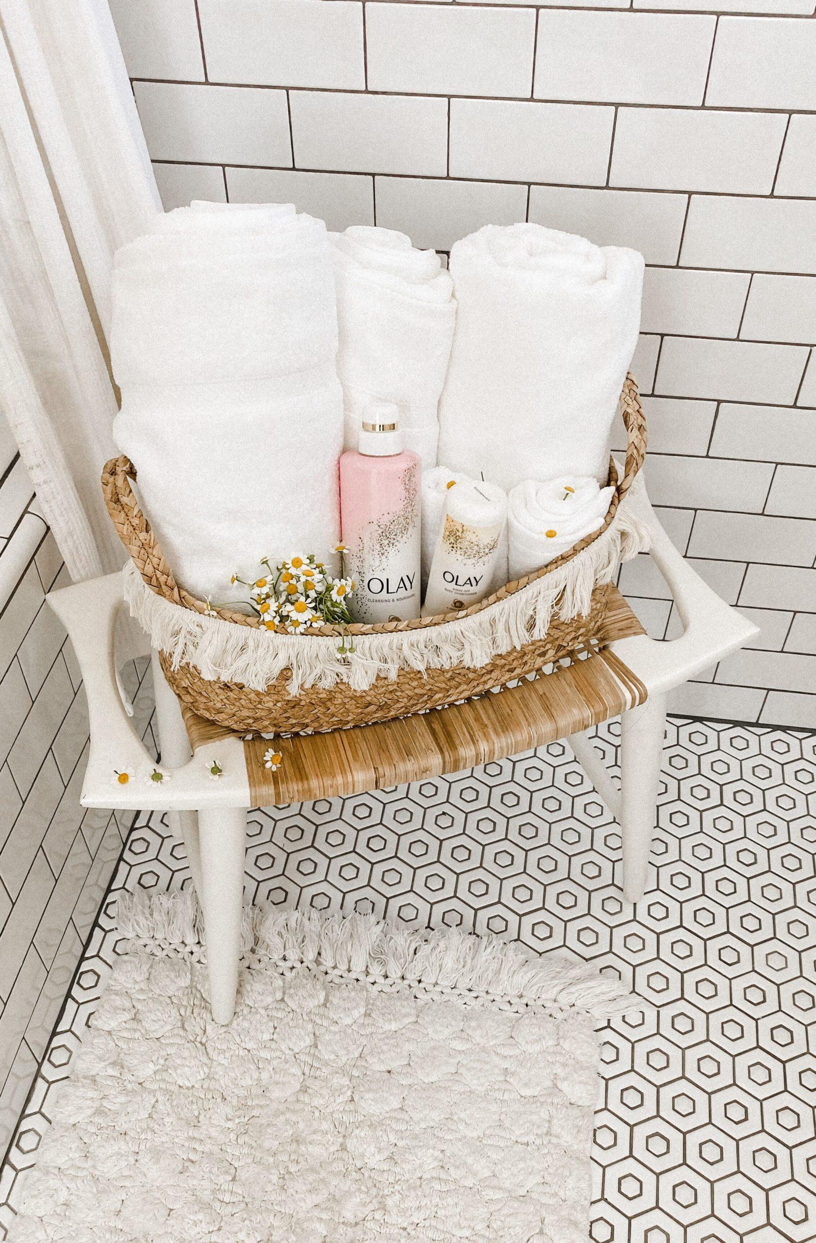 your baths routine just got better