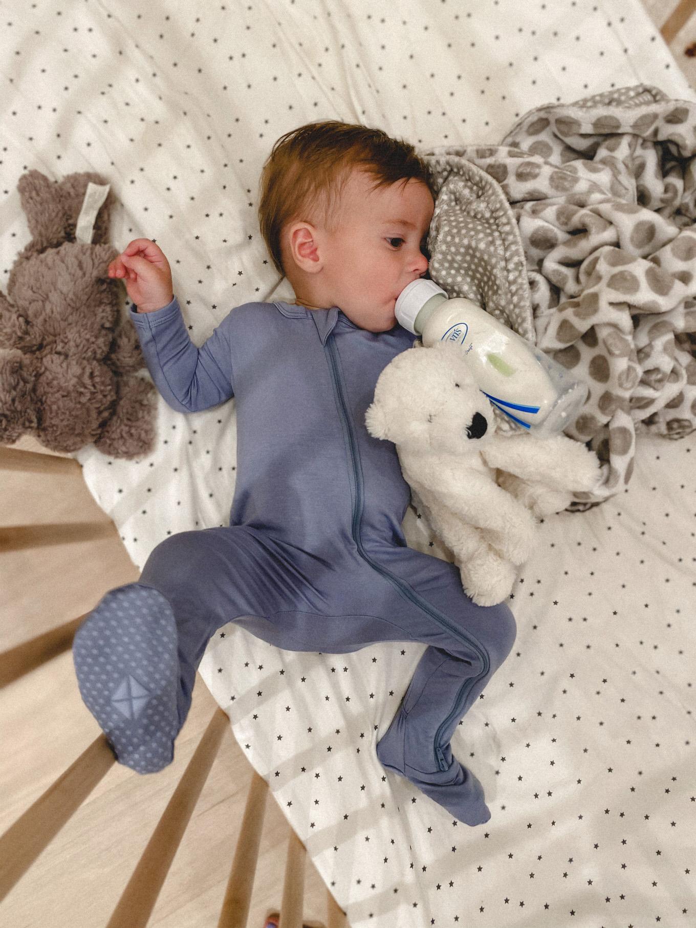 baby pajjamas