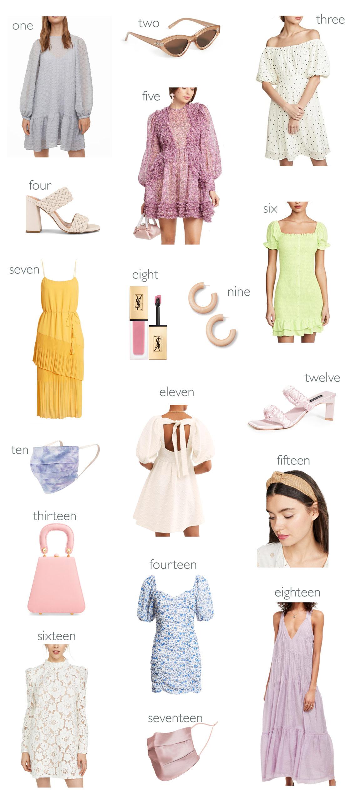 summer dress trends