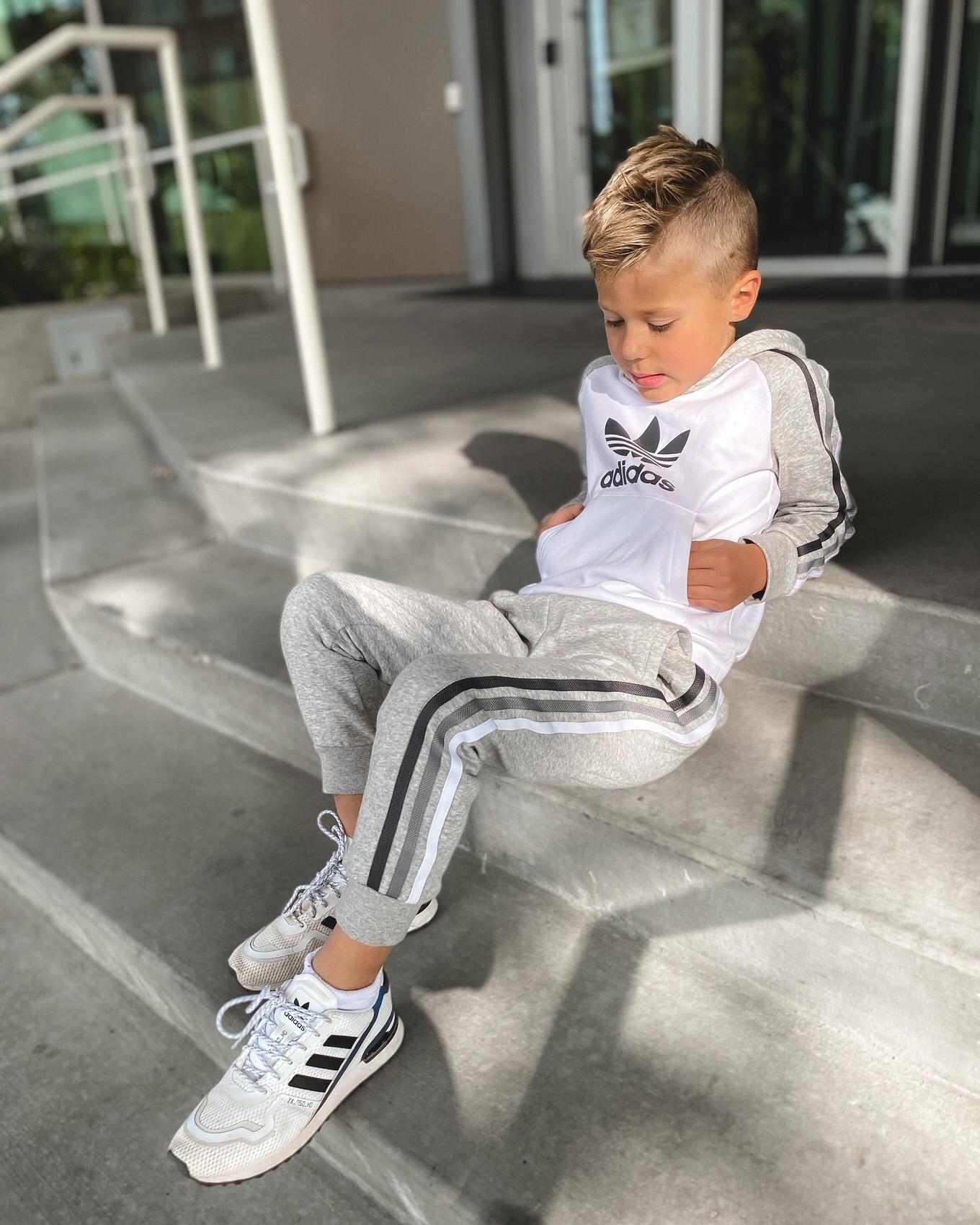 adidas kids style