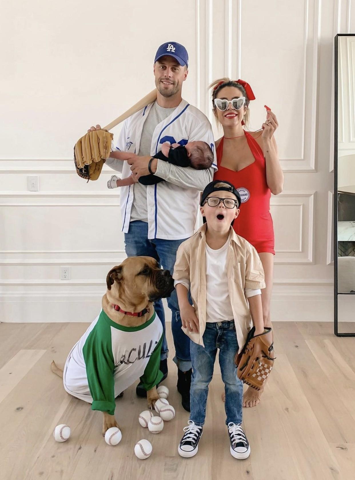 sandlot family costume