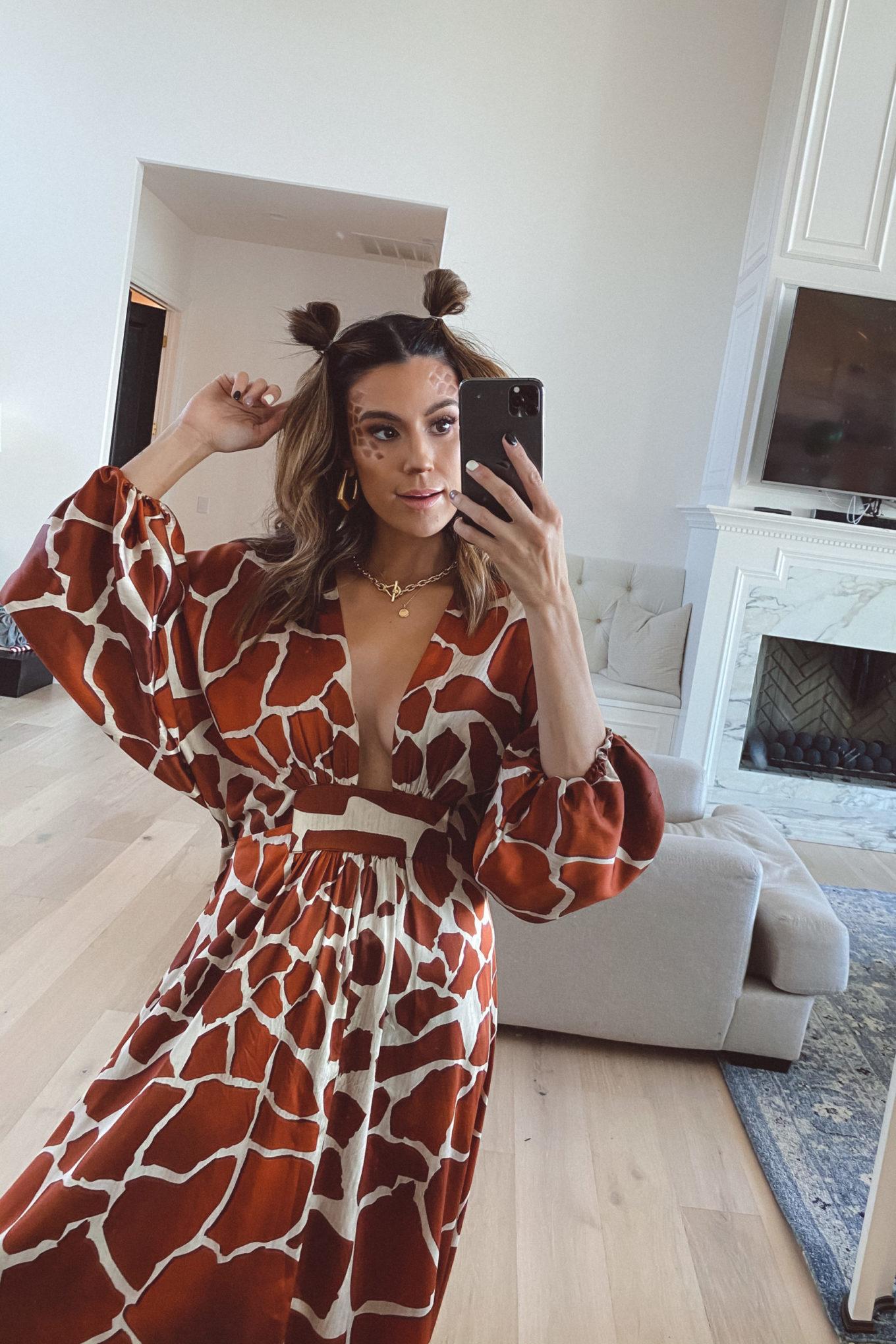 animal prints for halloween costumes