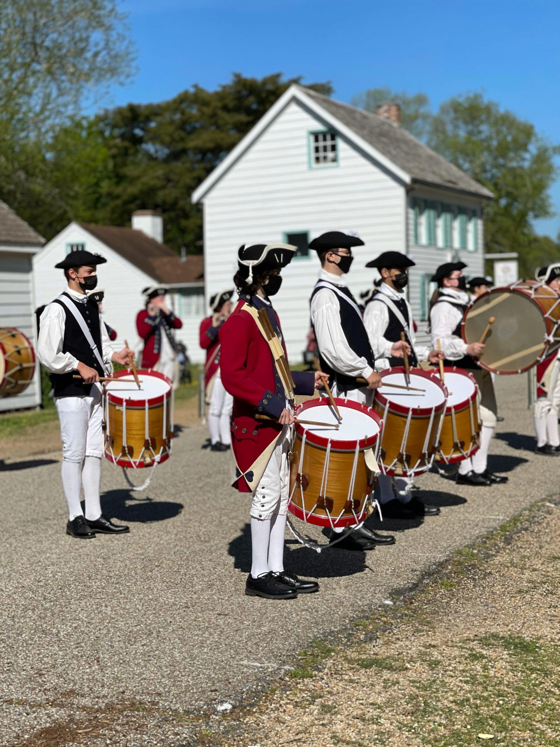yorktown fife drum