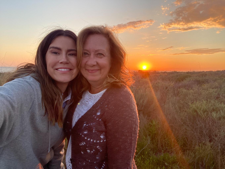 spring break sunsets