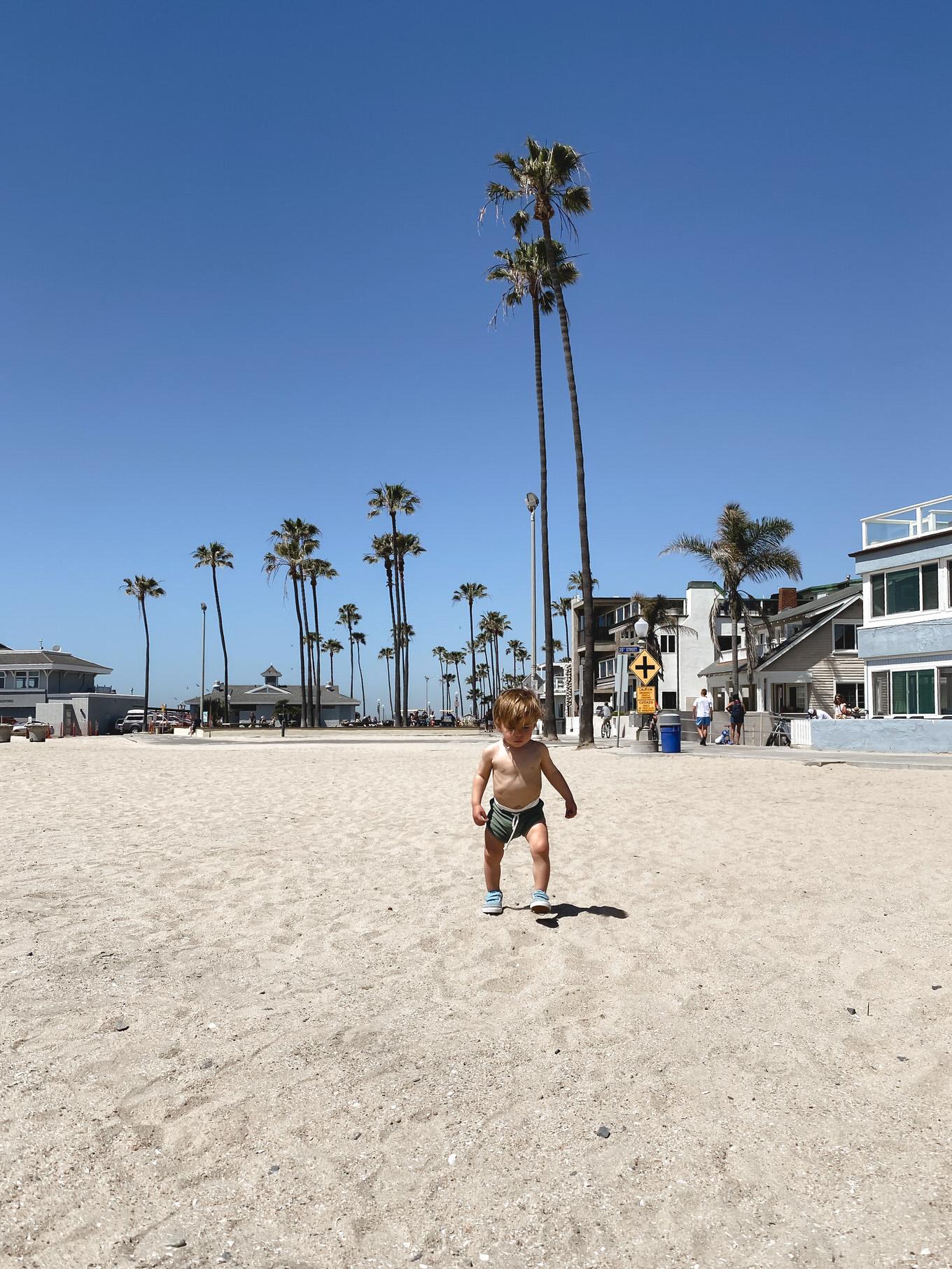 beach spring break ideas