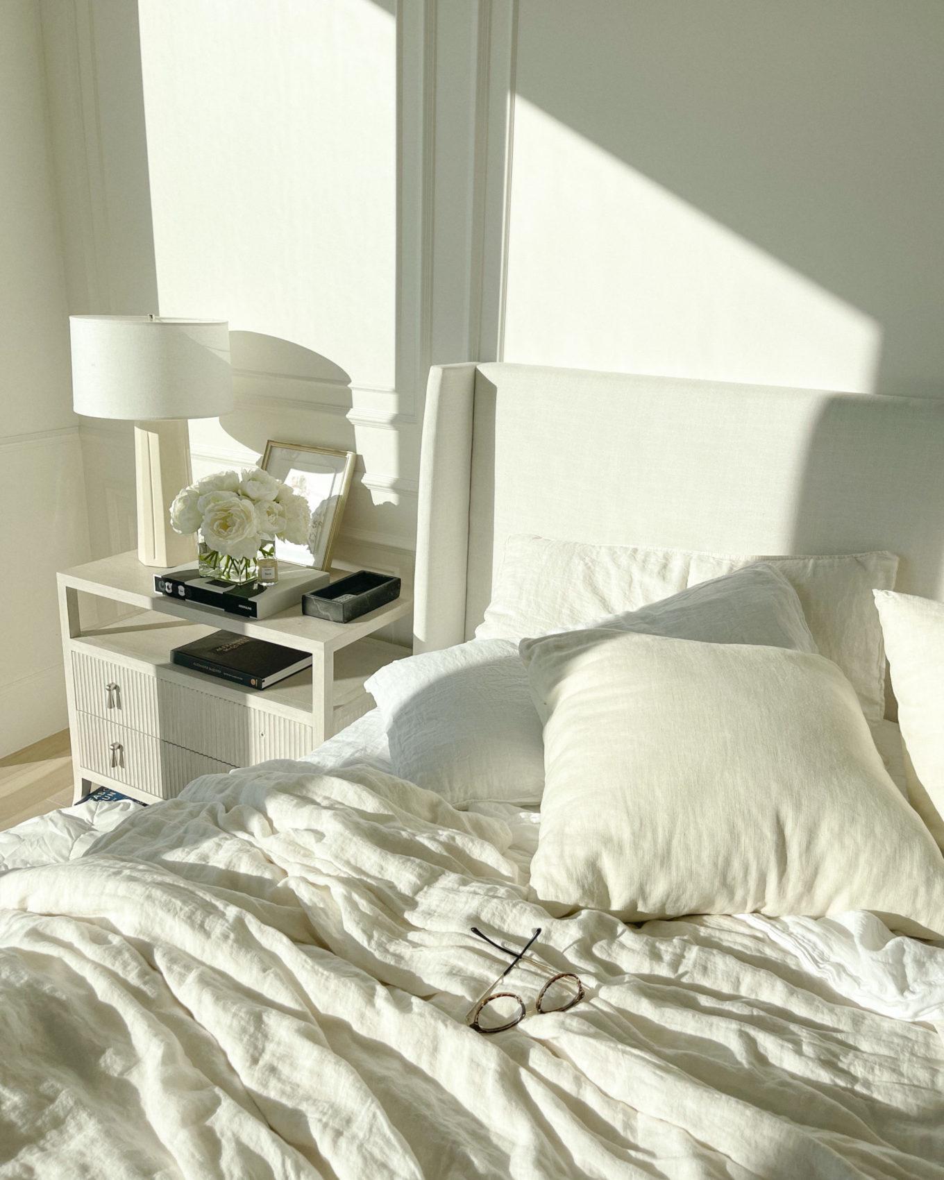bedroom, linen, linen sheets, spa, bedroom,