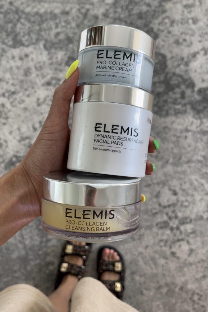 elemis prime day skincare