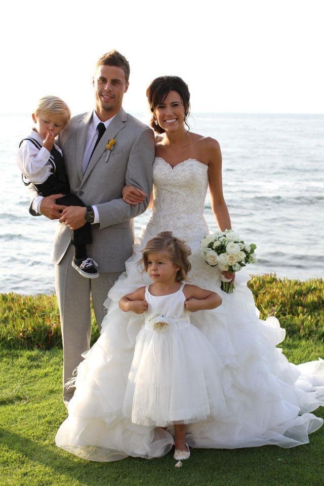Cody Andrew wedding
