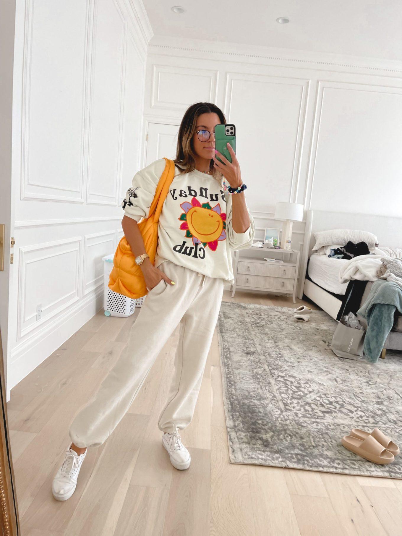 Sunday club sweatshirt, top-selling, June, nordstrom, unisex
