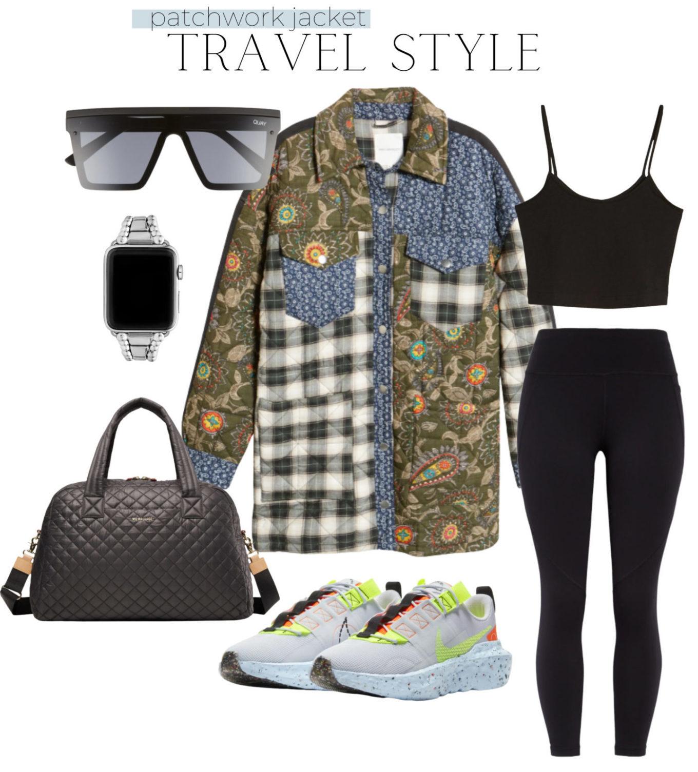 shirt jacket travel style